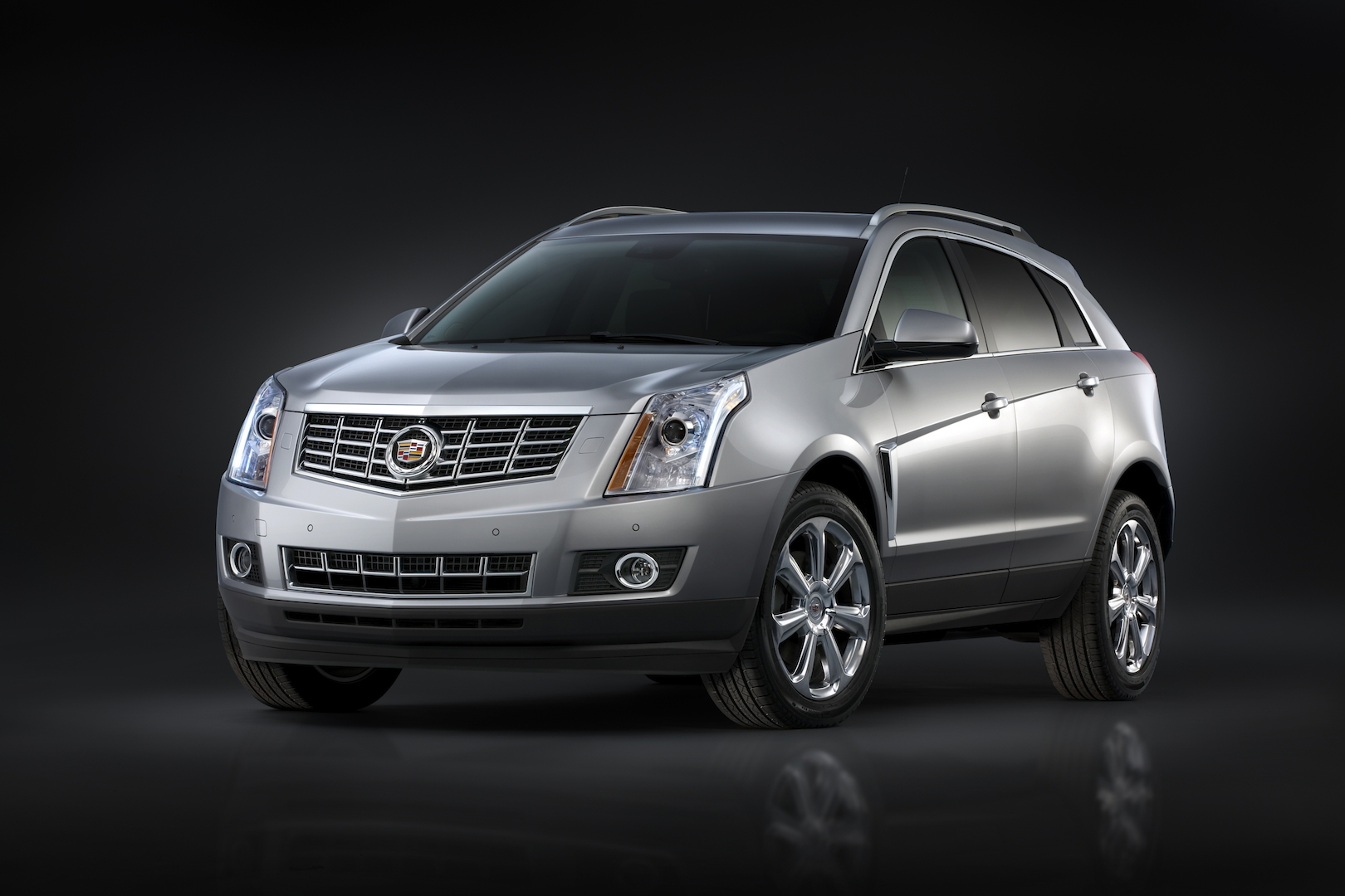 2015 cadillac srx review ratings specs prices and photos the car connection. Black Bedroom Furniture Sets. Home Design Ideas