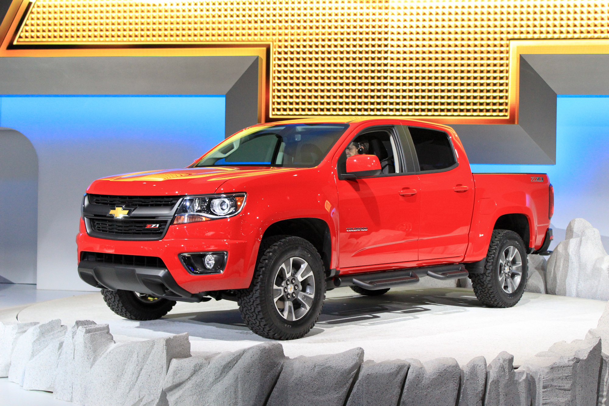 2015 Chevy Colorado Diesel