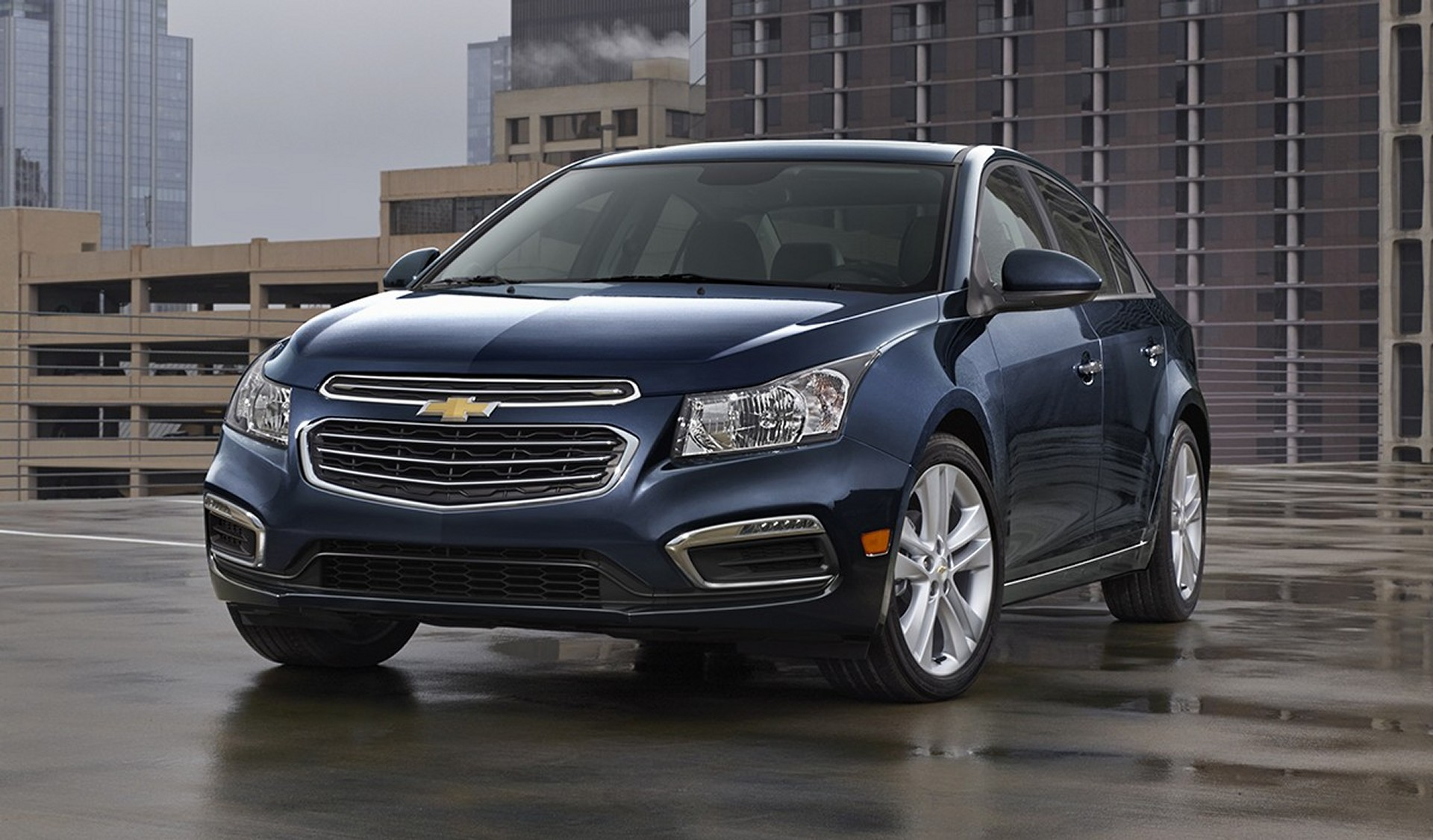 Land Rover Louisville >> 2015 Chevrolet Cruze (Chevy) Review, Ratings, Specs