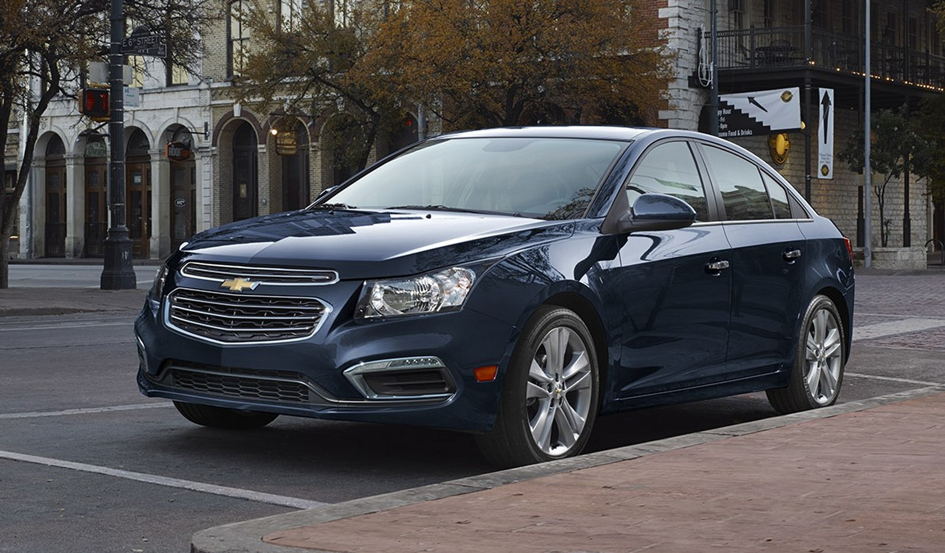 2015 chevrolet cruze chevy review ratings specs. Black Bedroom Furniture Sets. Home Design Ideas