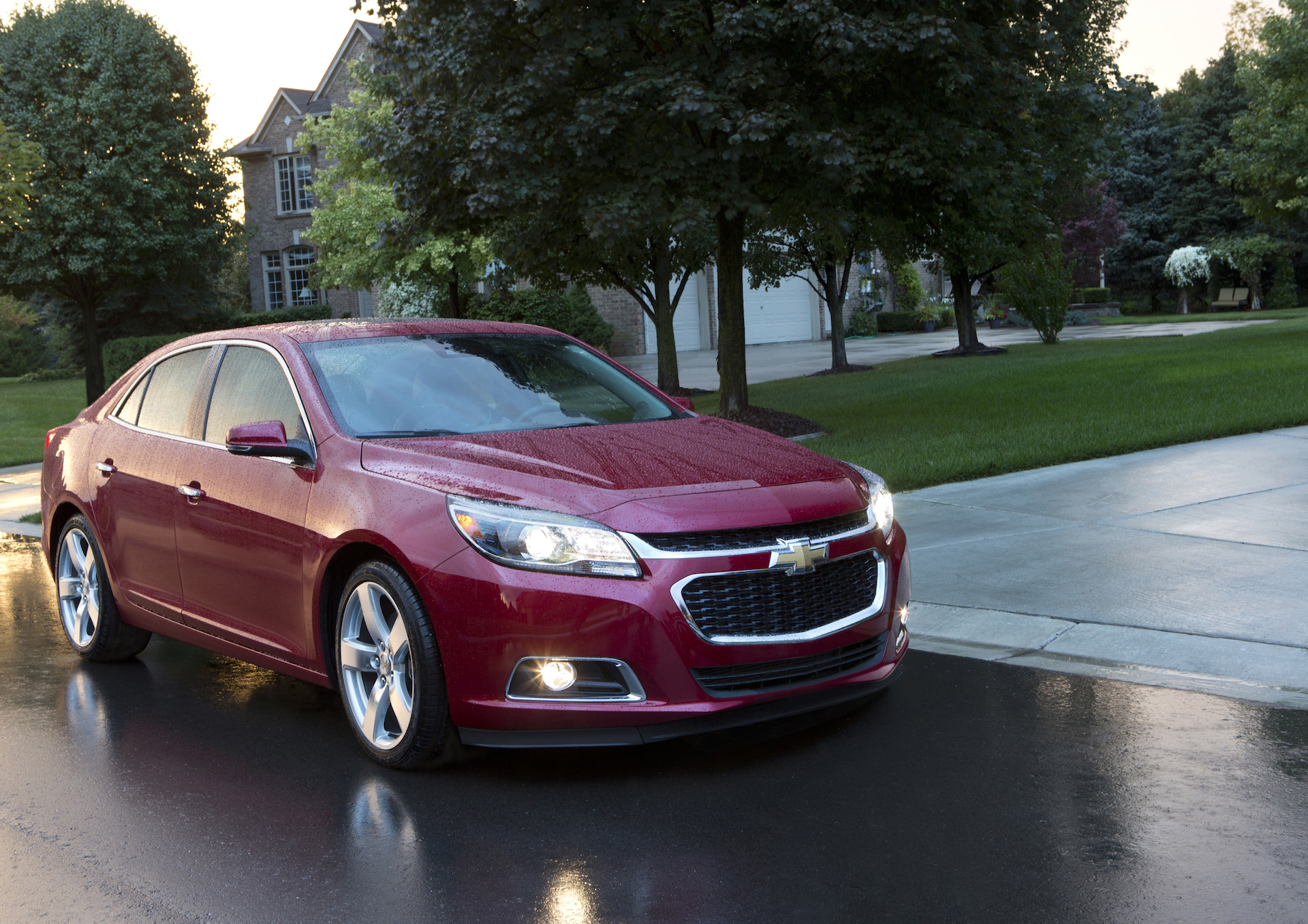 2015 Chevrolet Malibu Chevy Review Ratings Specs