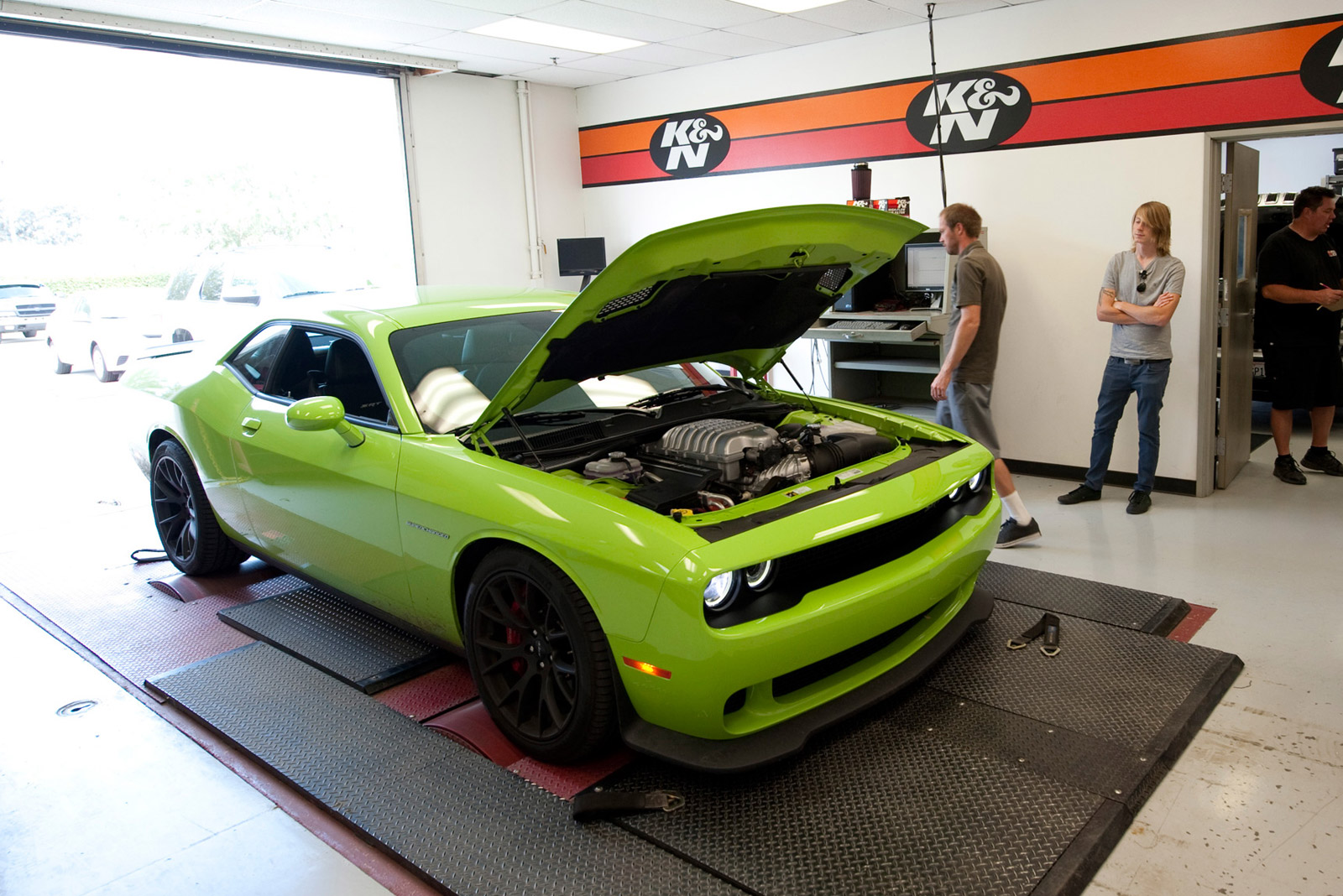 Dodge Challenger Srt Hellcat Dyno Tested May Be More