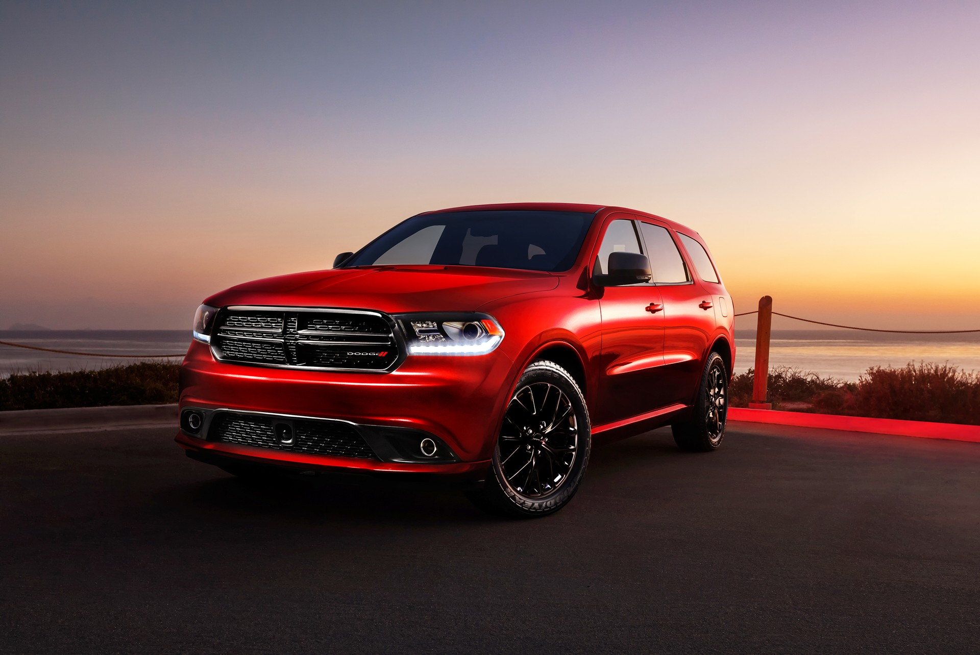 2015 dodge durango review ratings specs prices and photos the car connection. Black Bedroom Furniture Sets. Home Design Ideas