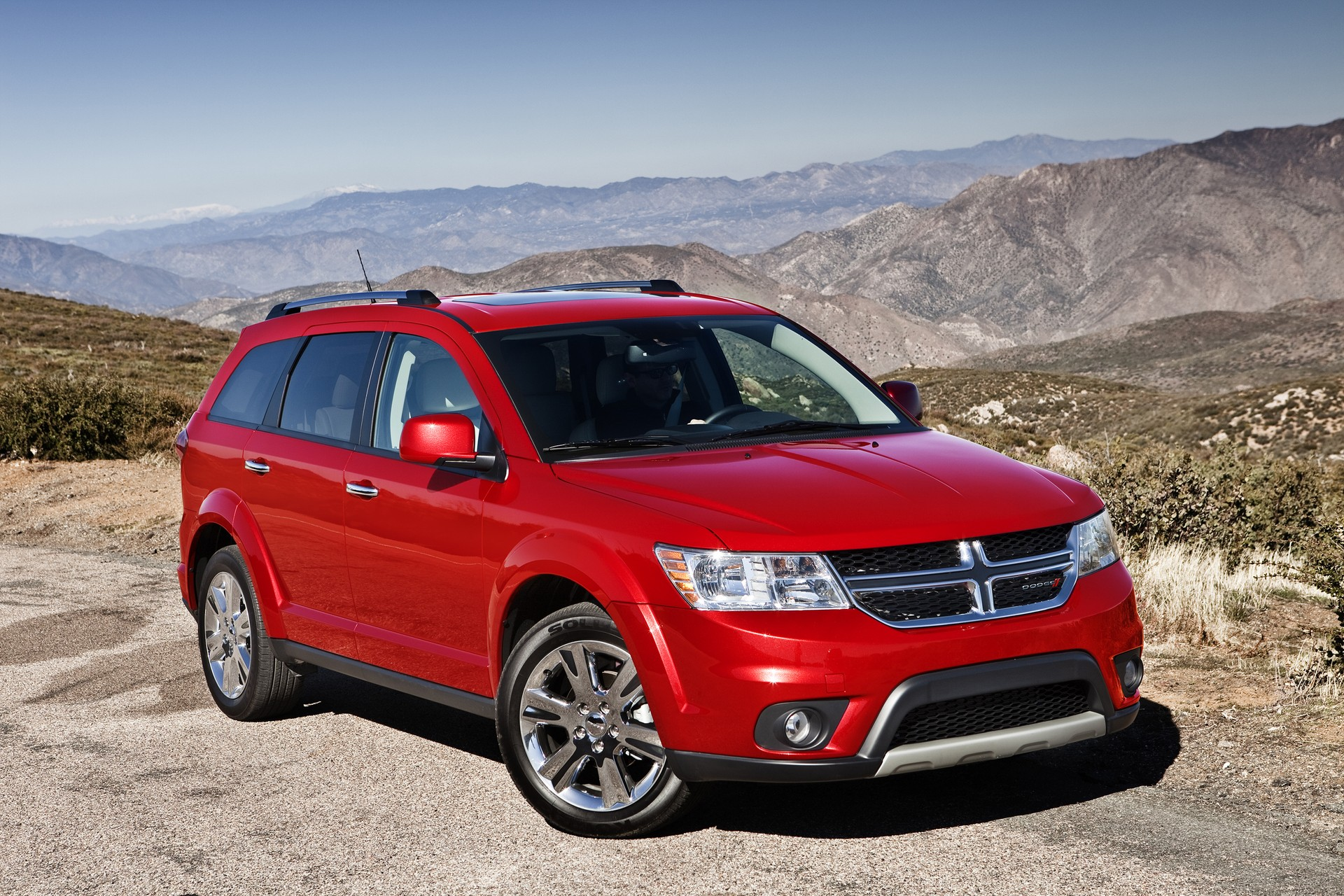 vehicles used dodge journey