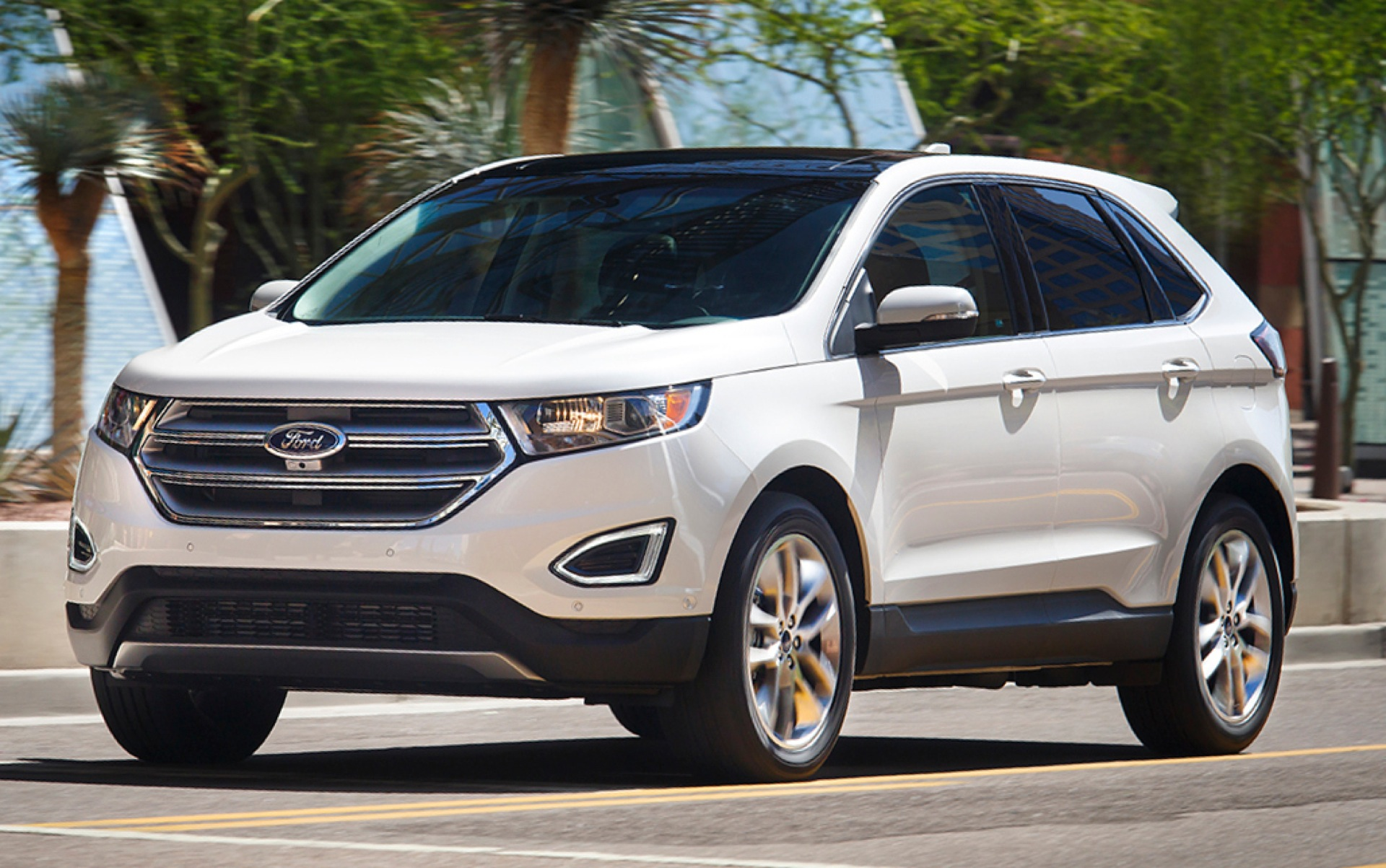 2015 Ford Edge Review, Ratings, Specs, Prices, and Photos - The Car Connection