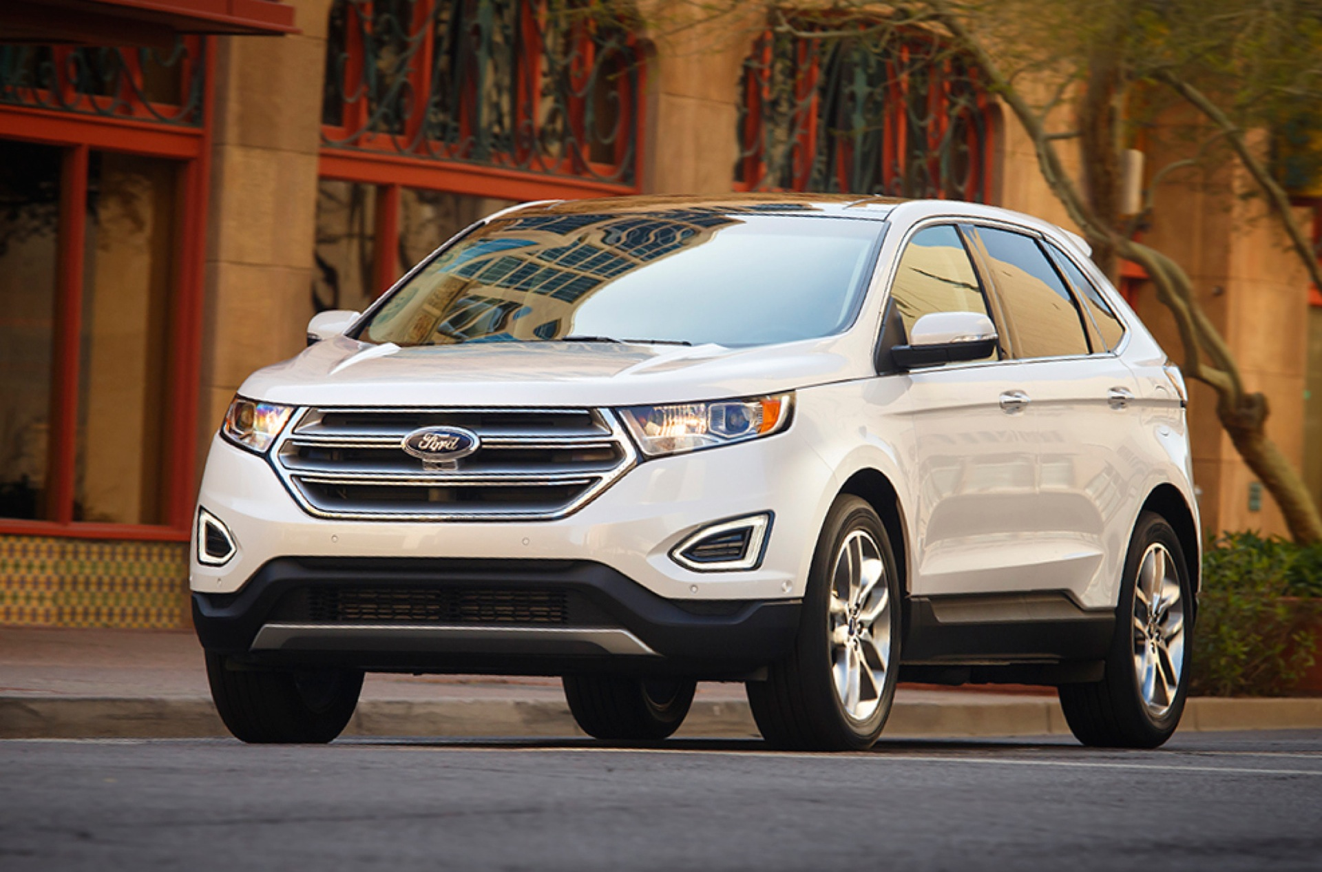 2015 Ford Edge Initial Quality Study Grand Cherokee