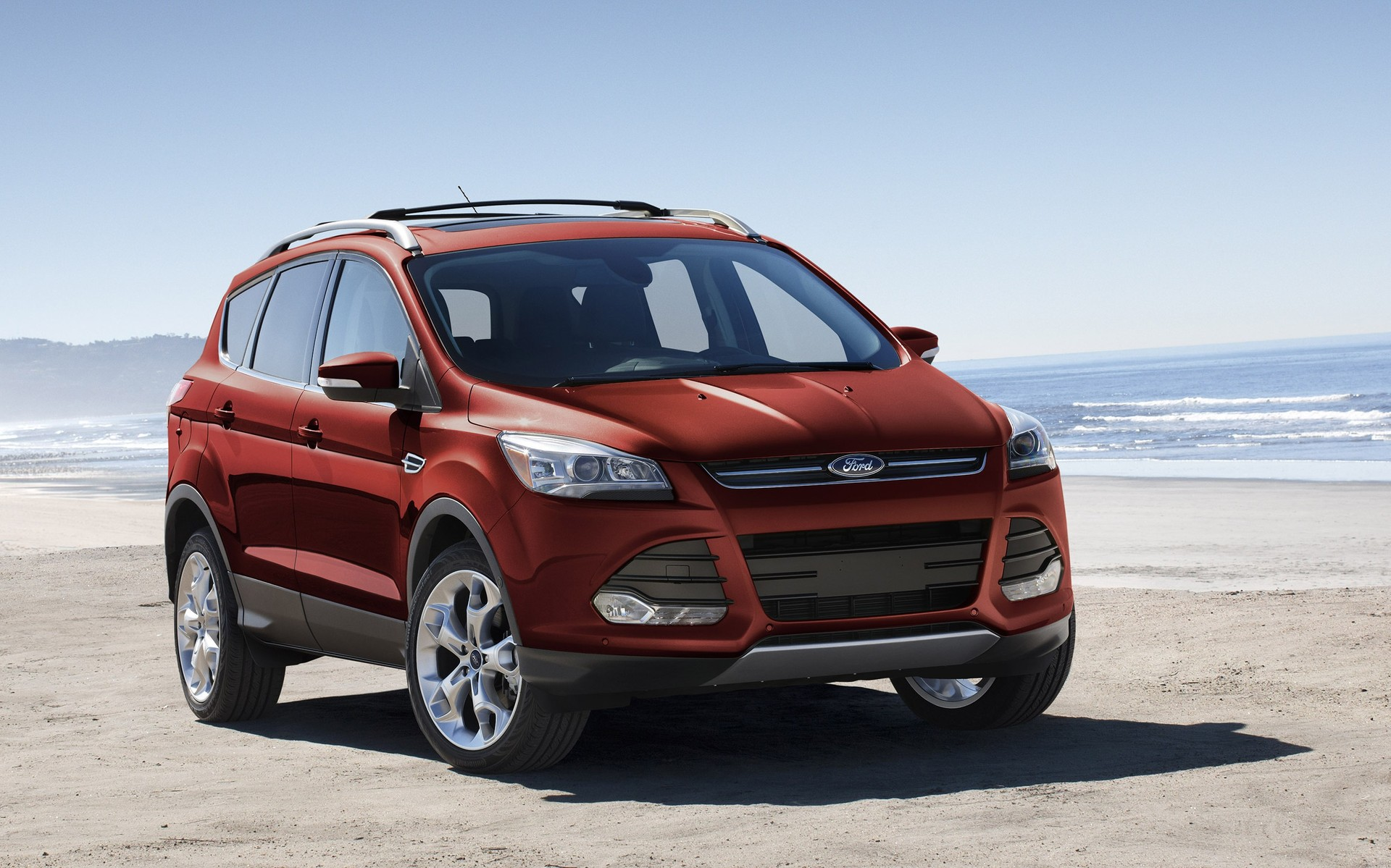 2015 ford escape review ratings specs prices and photos the car connection. Black Bedroom Furniture Sets. Home Design Ideas