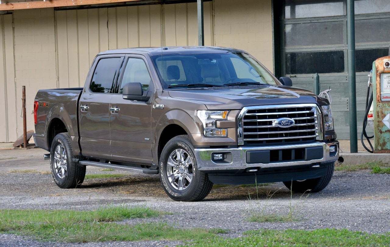2015 Ford F 150 Gas Mileage Best Among Gasoline Trucks