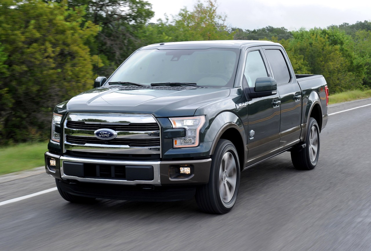 2015 ford f 150 review ratings specs prices and photos the car connection. Black Bedroom Furniture Sets. Home Design Ideas