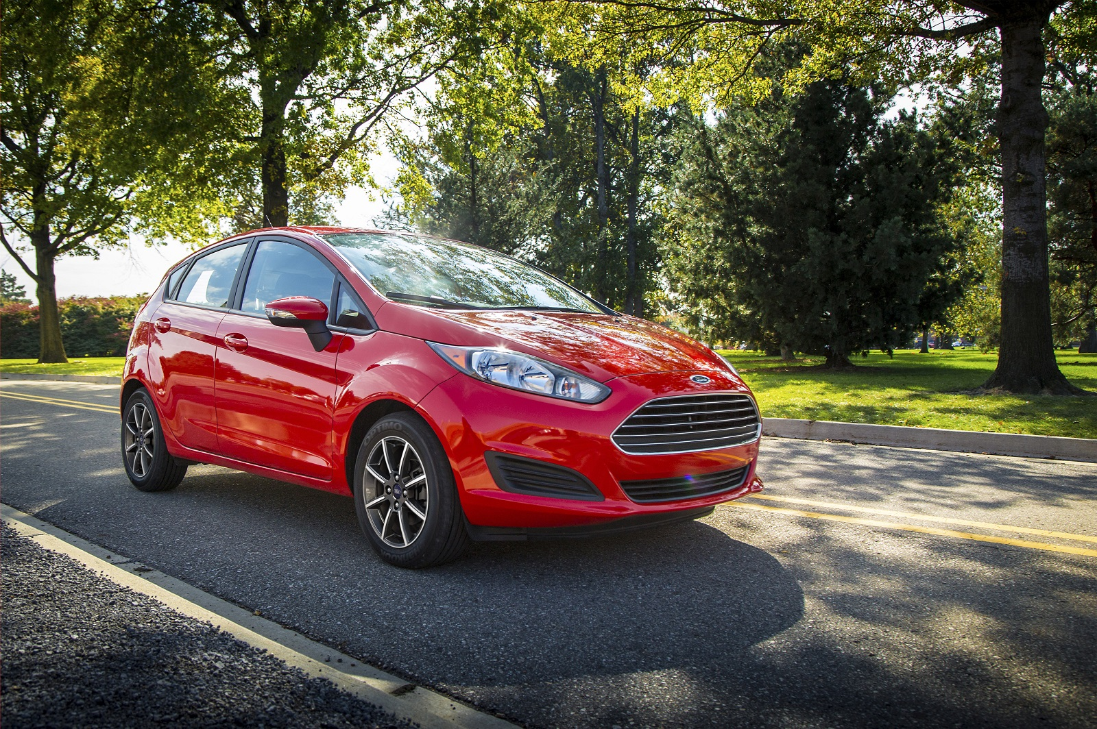 2015 Ford Fiesta Styling Review The Car Connection
