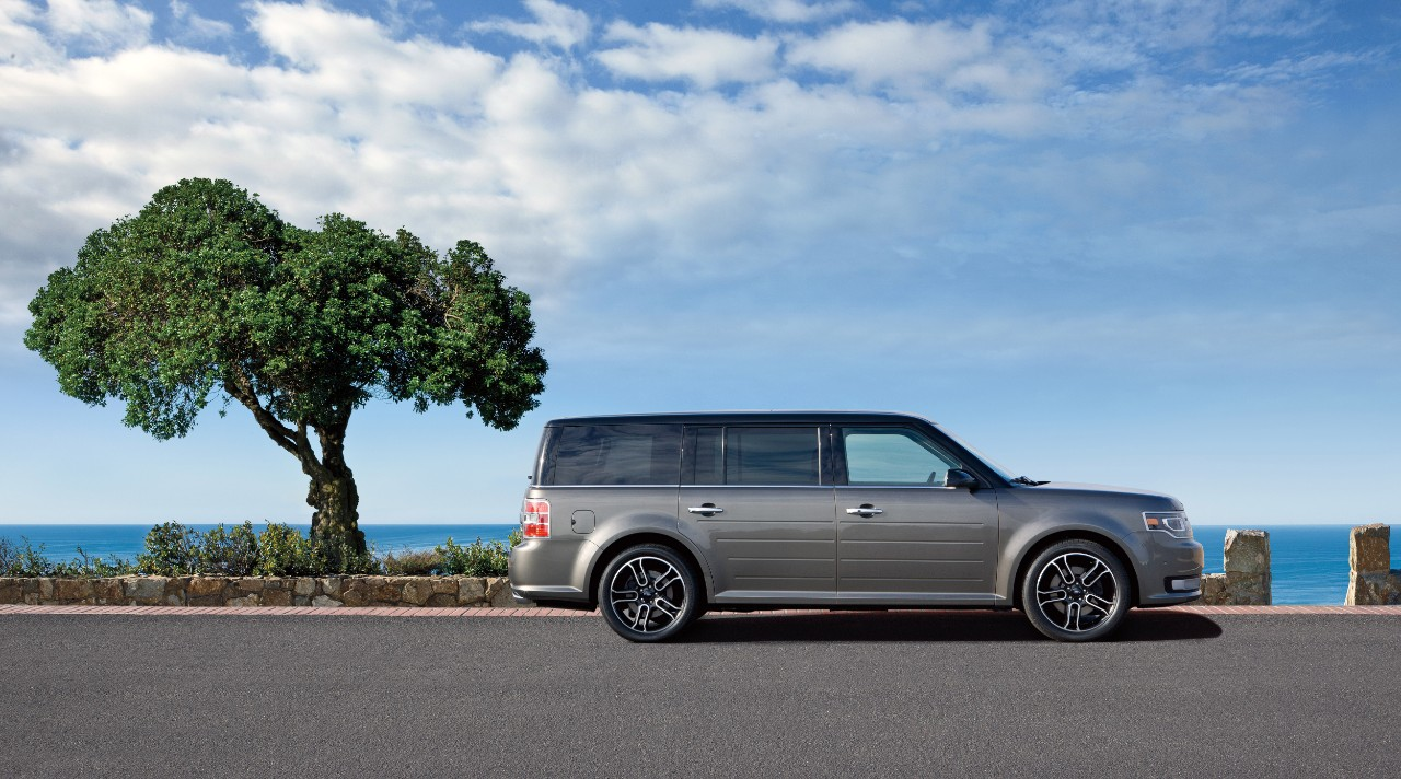 2015 ford flex quality review the car connection. Black Bedroom Furniture Sets. Home Design Ideas
