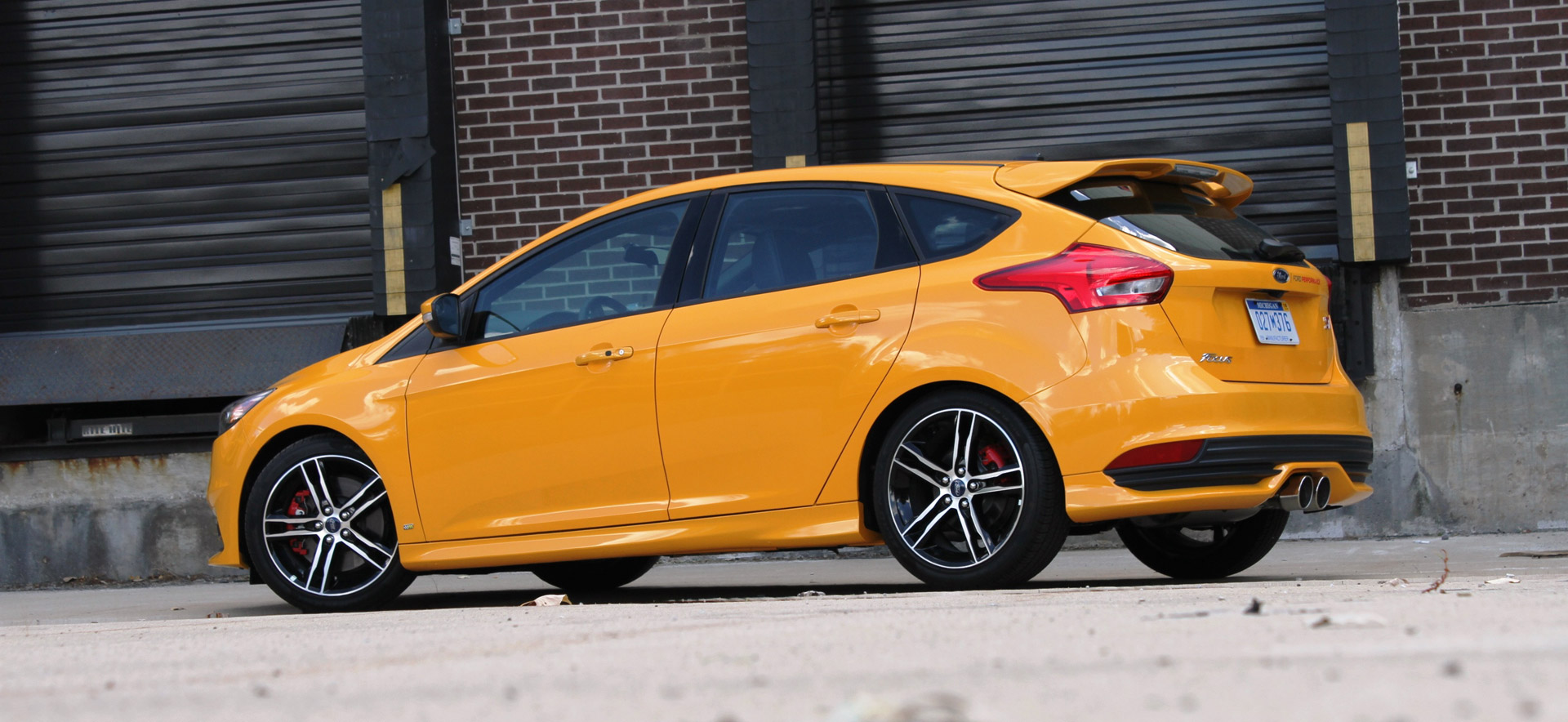 2015 ford focus st equipped with ford performance upgrades 100523549 h. Cars Review. Best American Auto & Cars Review