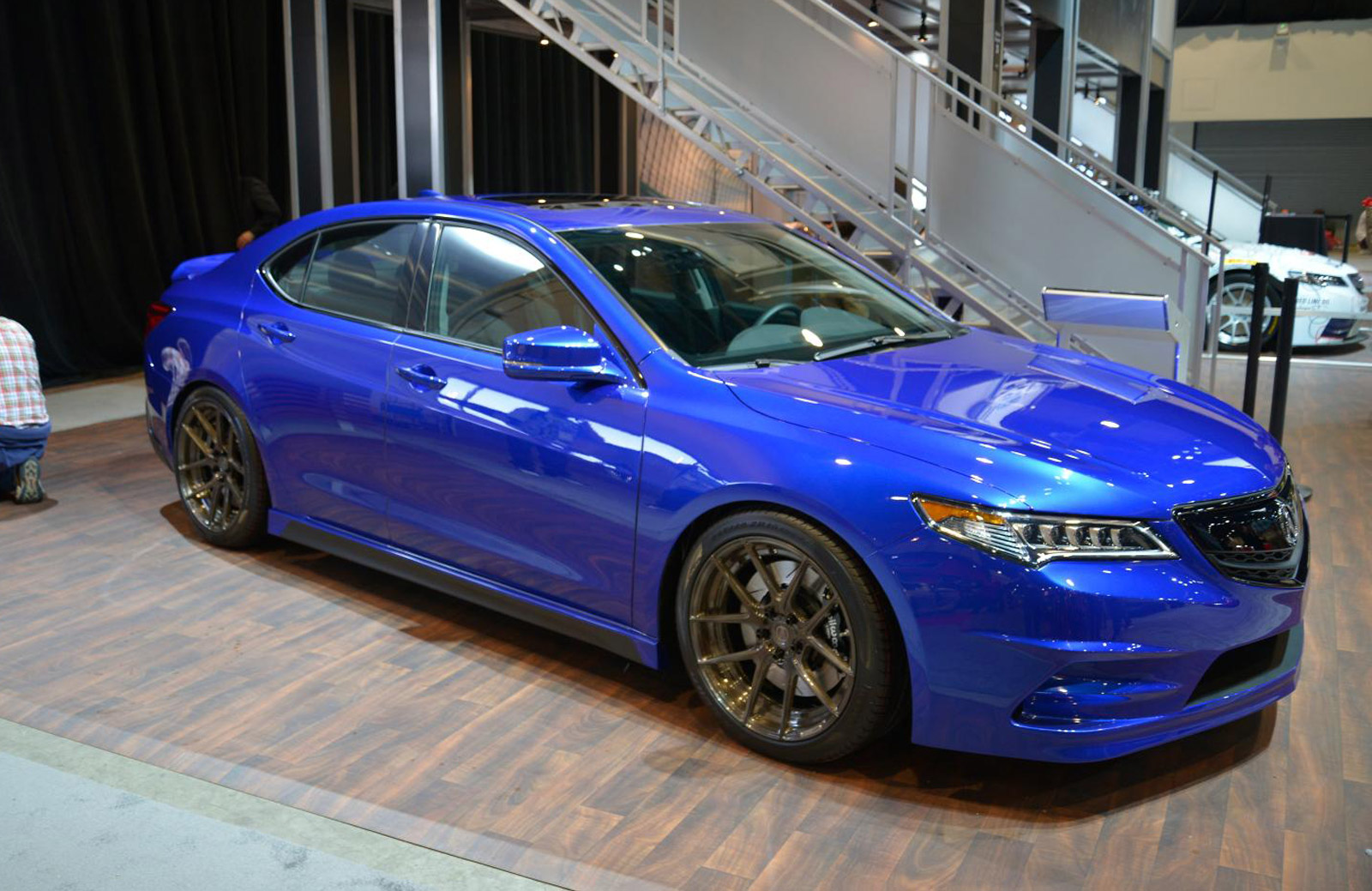 Acura Teams Up With Galpin Auto Sports To Build A Custom