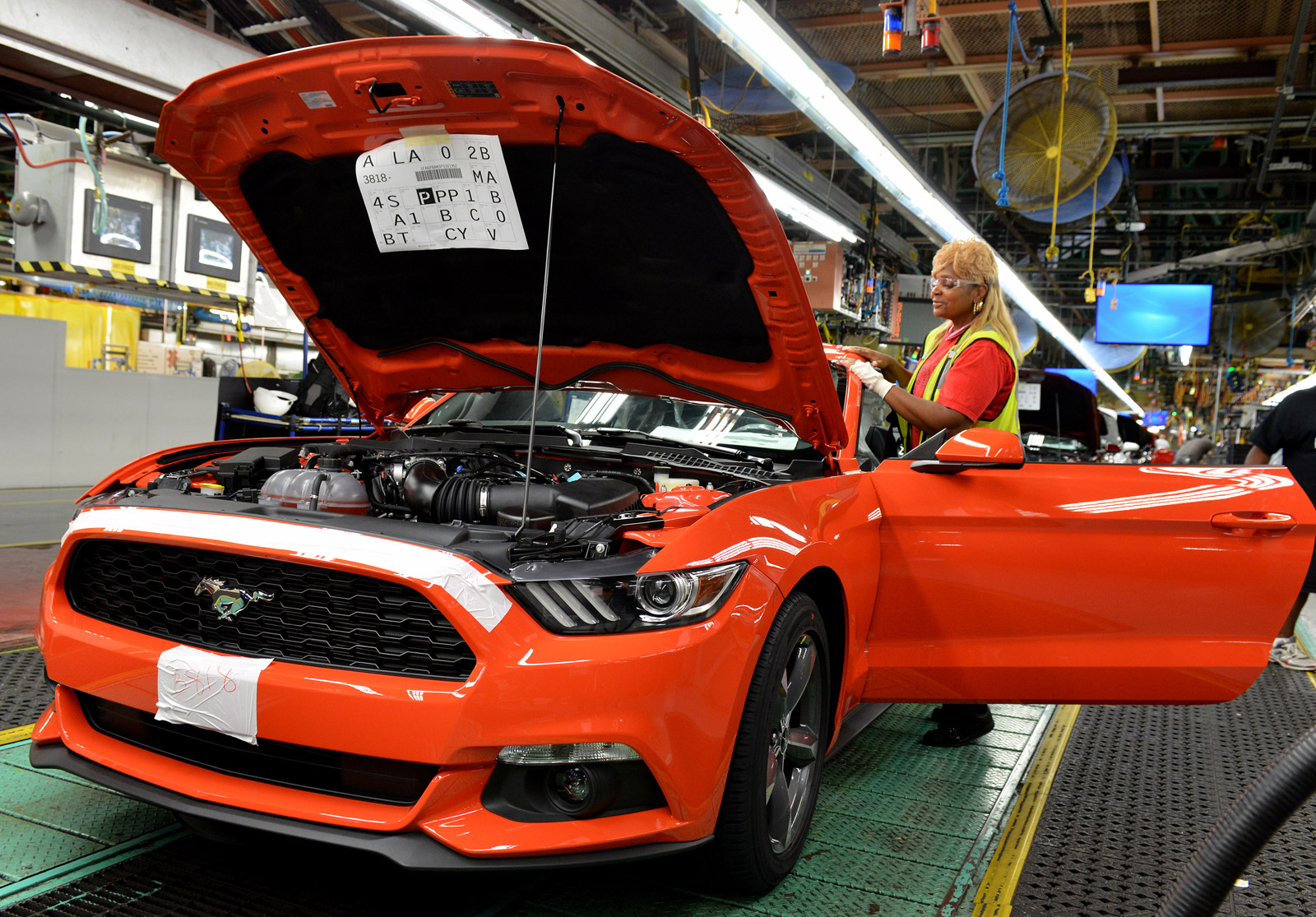 Suzuki Recall, Car Health Tracker, 2015 Mustang Production