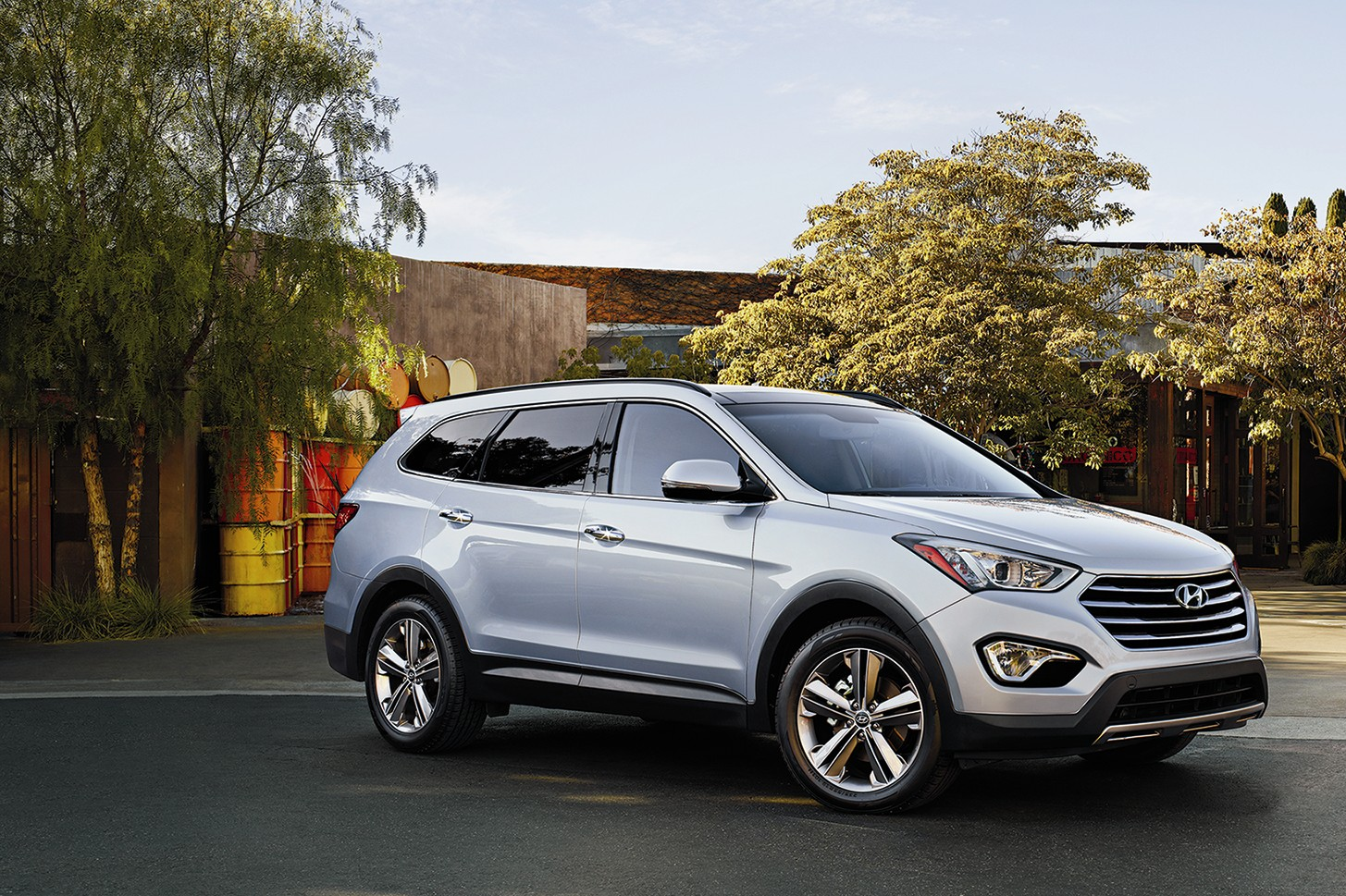 new and used hyundai santa fe prices photos reviews specs the car connection. Black Bedroom Furniture Sets. Home Design Ideas