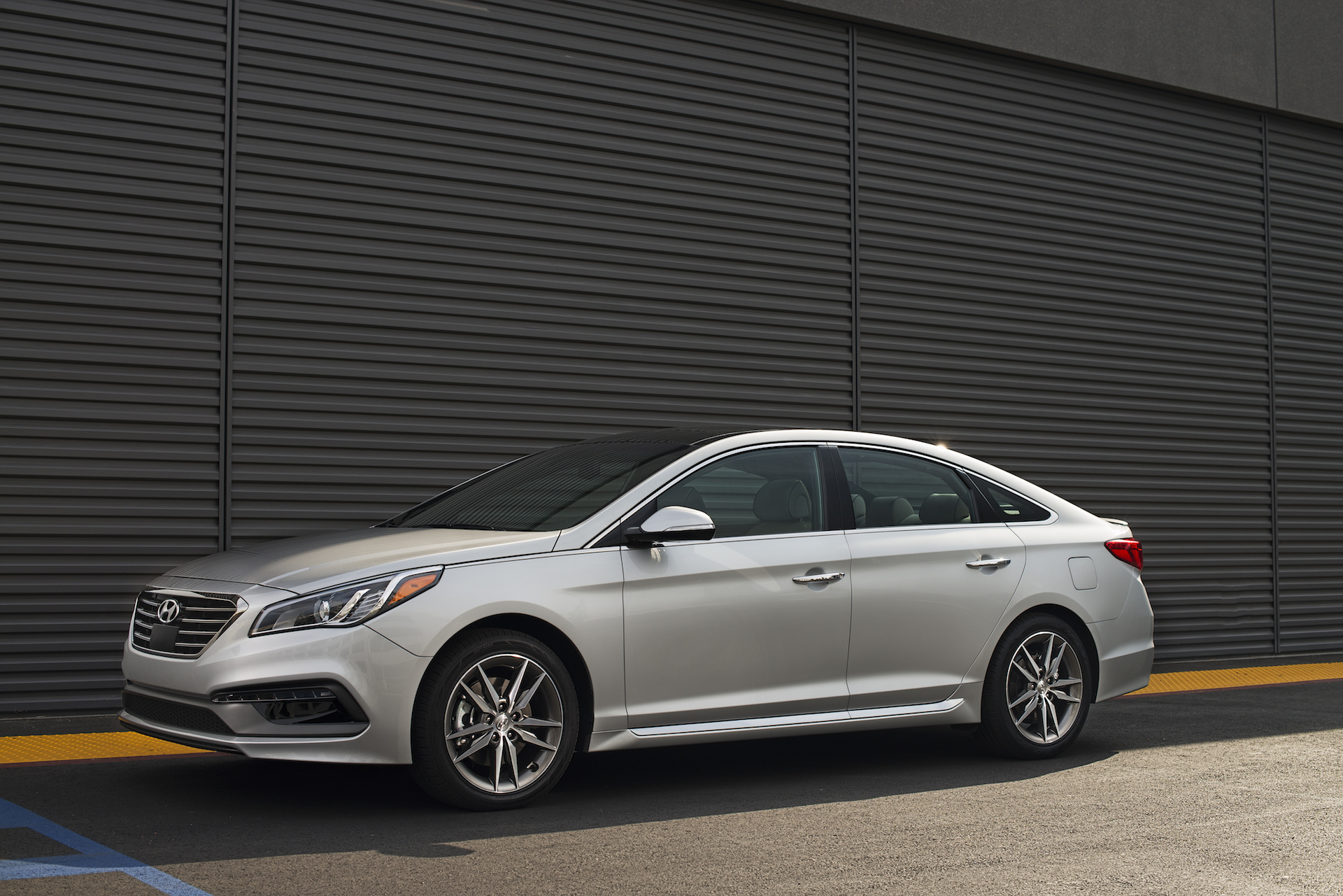 Nissan Of Fort Worth >> 2015 Hyundai Sonata Review, Ratings, Specs, Prices, and Photos - The Car Connection
