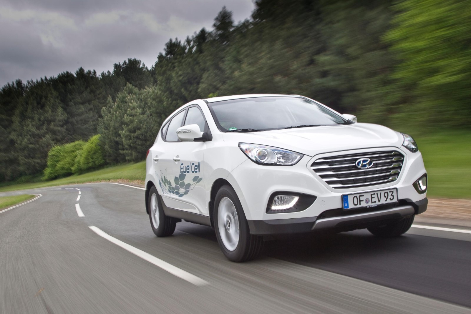Can Fuel-Cell Cars Boost Hyundai's Technology Leadership ...