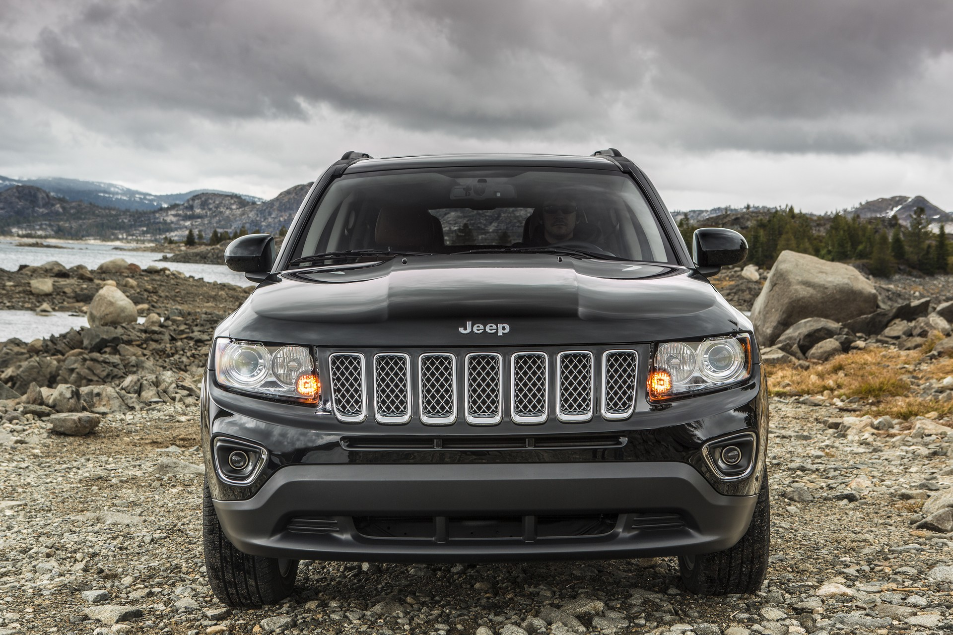 2015 Jeep Compass Review Ratings Specs Prices And