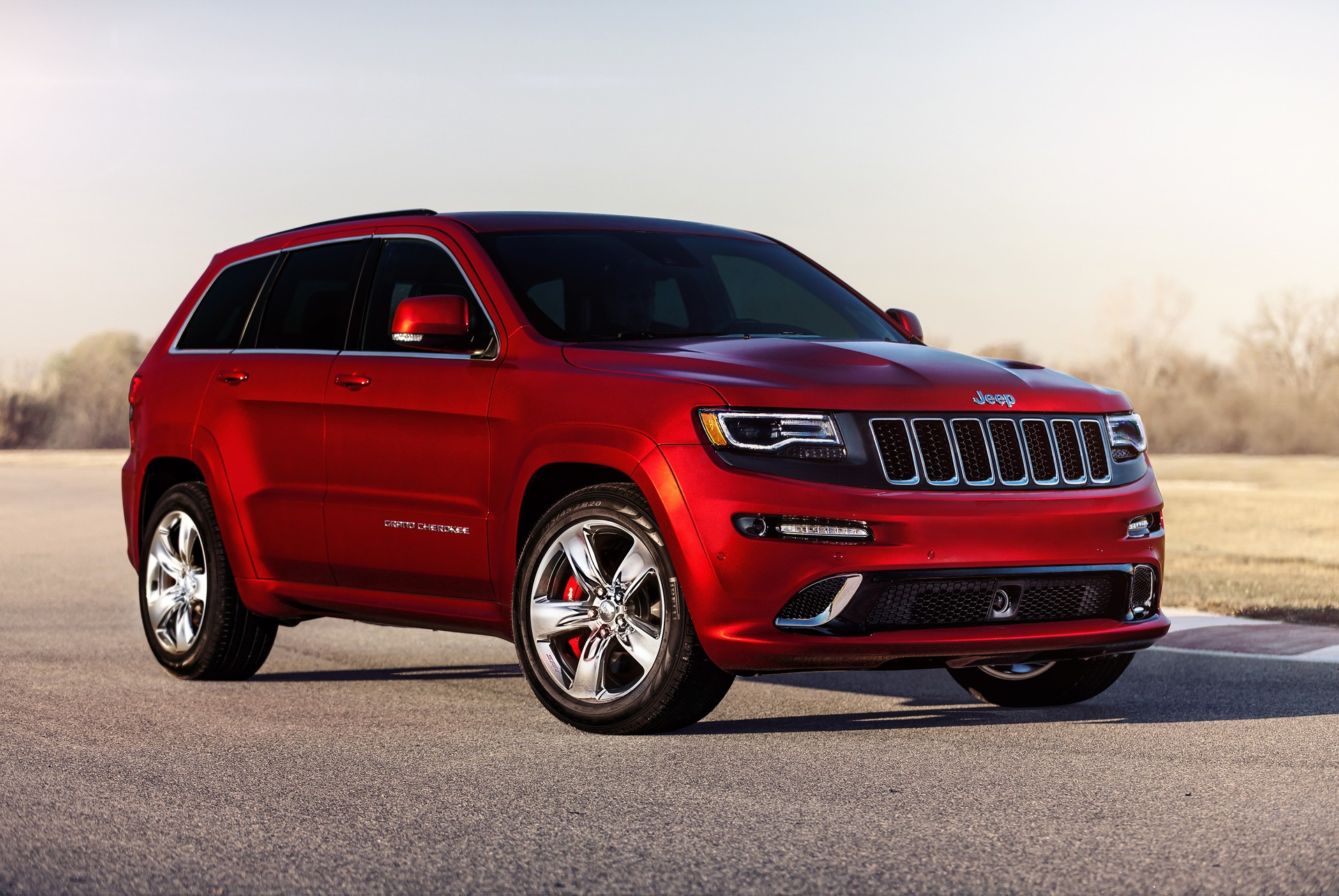 2015 Jeep Grand Cherokee SRT8 Supercharged