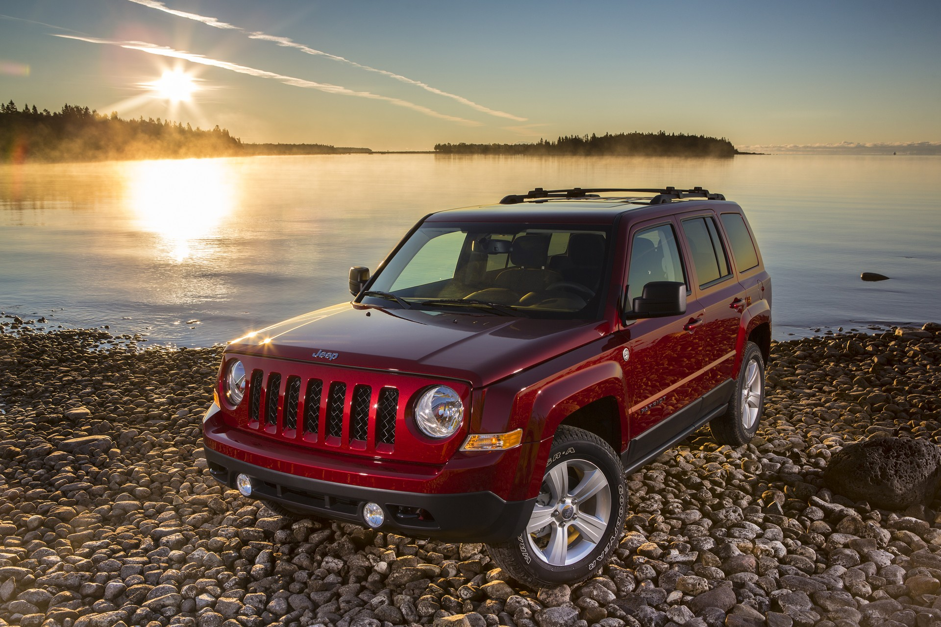 2015 jeep patriot review ratings specs prices and photos the car connection. Black Bedroom Furniture Sets. Home Design Ideas
