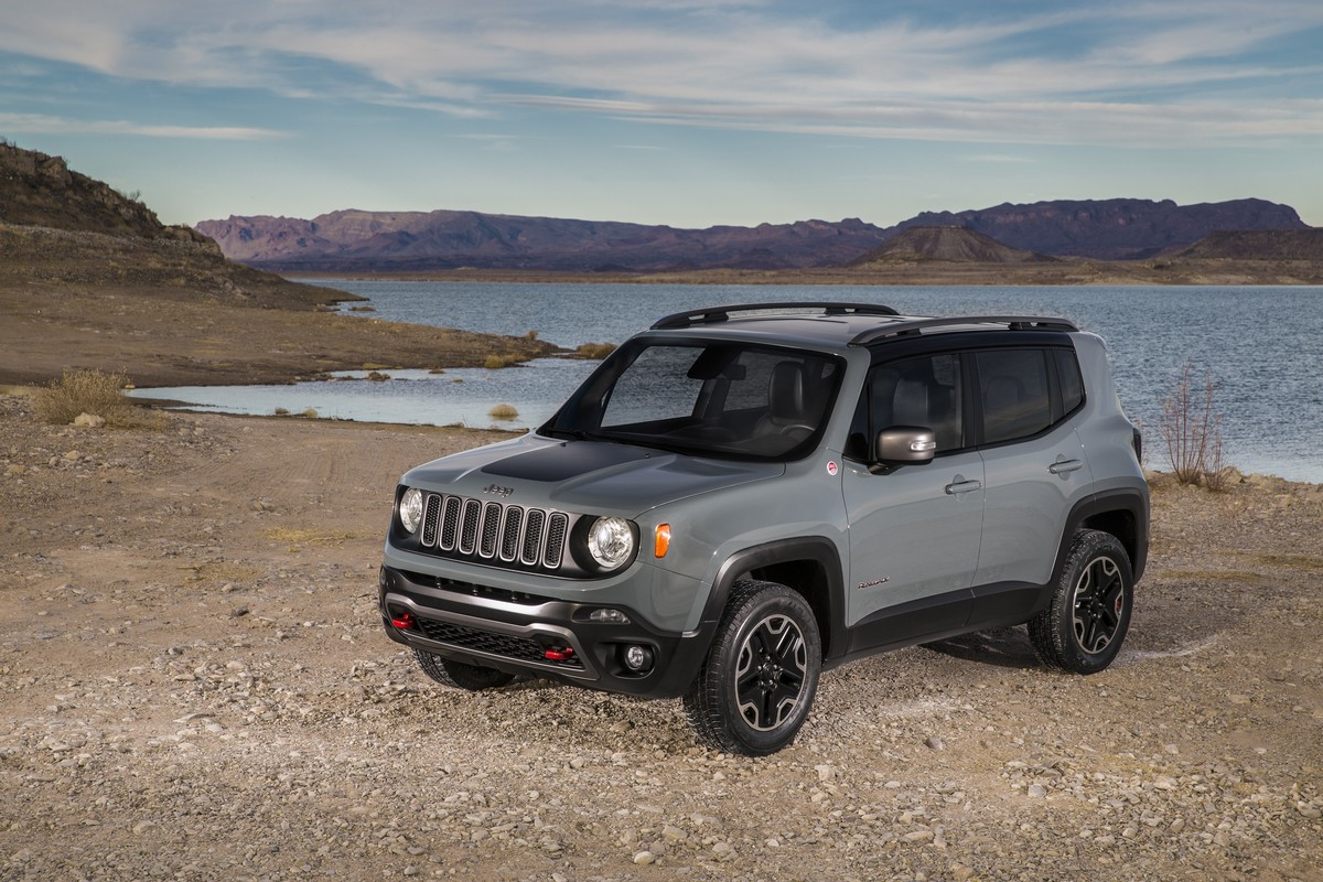 2015 jeep renegade review ratings specs prices and photos the car connection. Black Bedroom Furniture Sets. Home Design Ideas