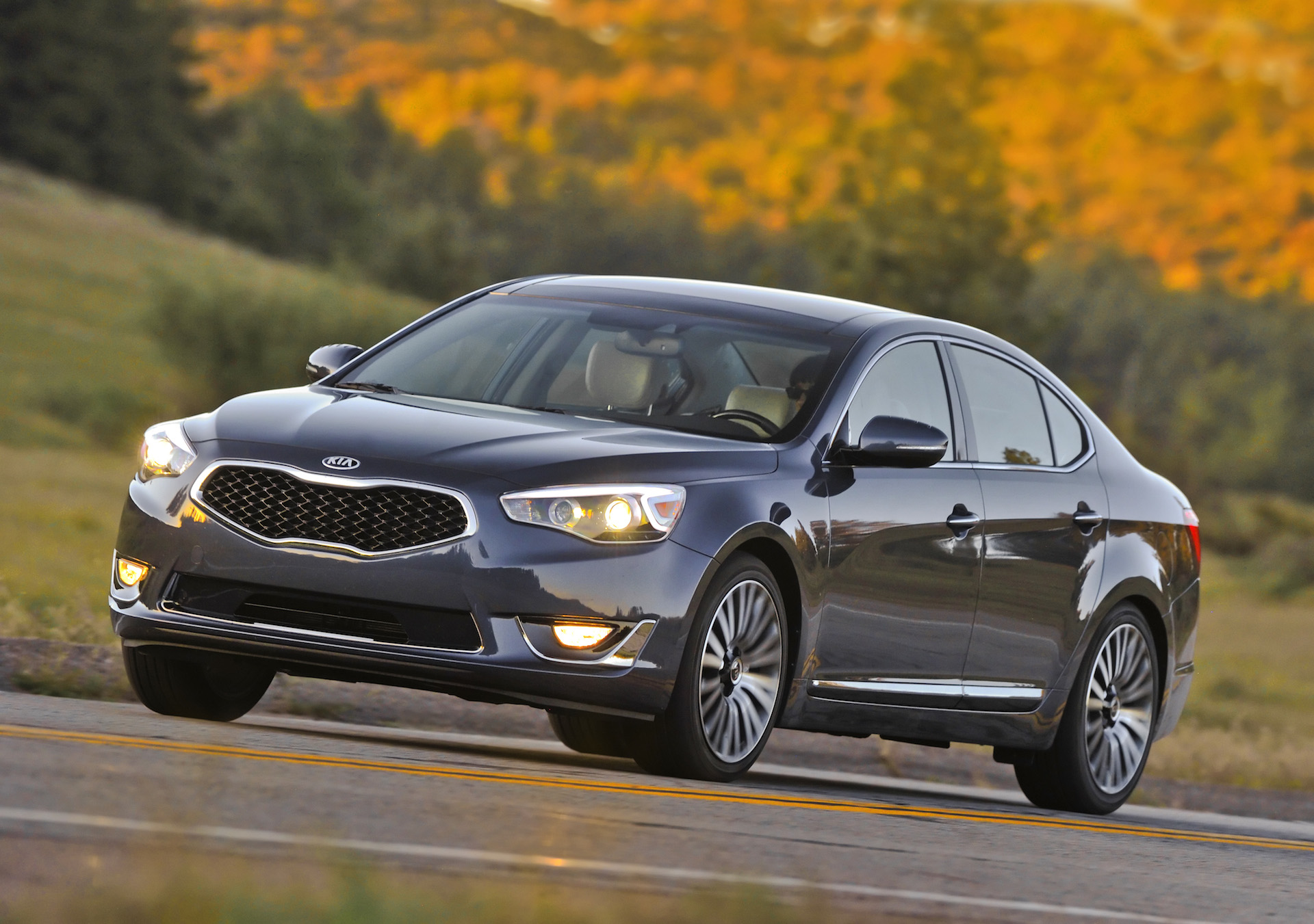 2015 kia cadenza review ratings specs prices and photos the car connection. Black Bedroom Furniture Sets. Home Design Ideas