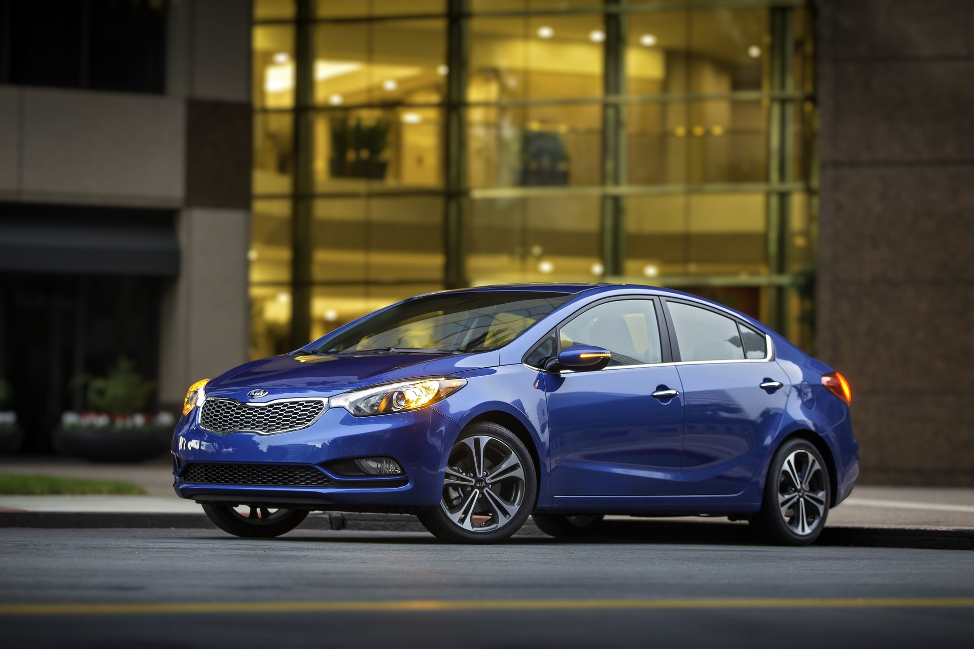 2015 kia forte review ratings specs prices and photos the car connection. Black Bedroom Furniture Sets. Home Design Ideas