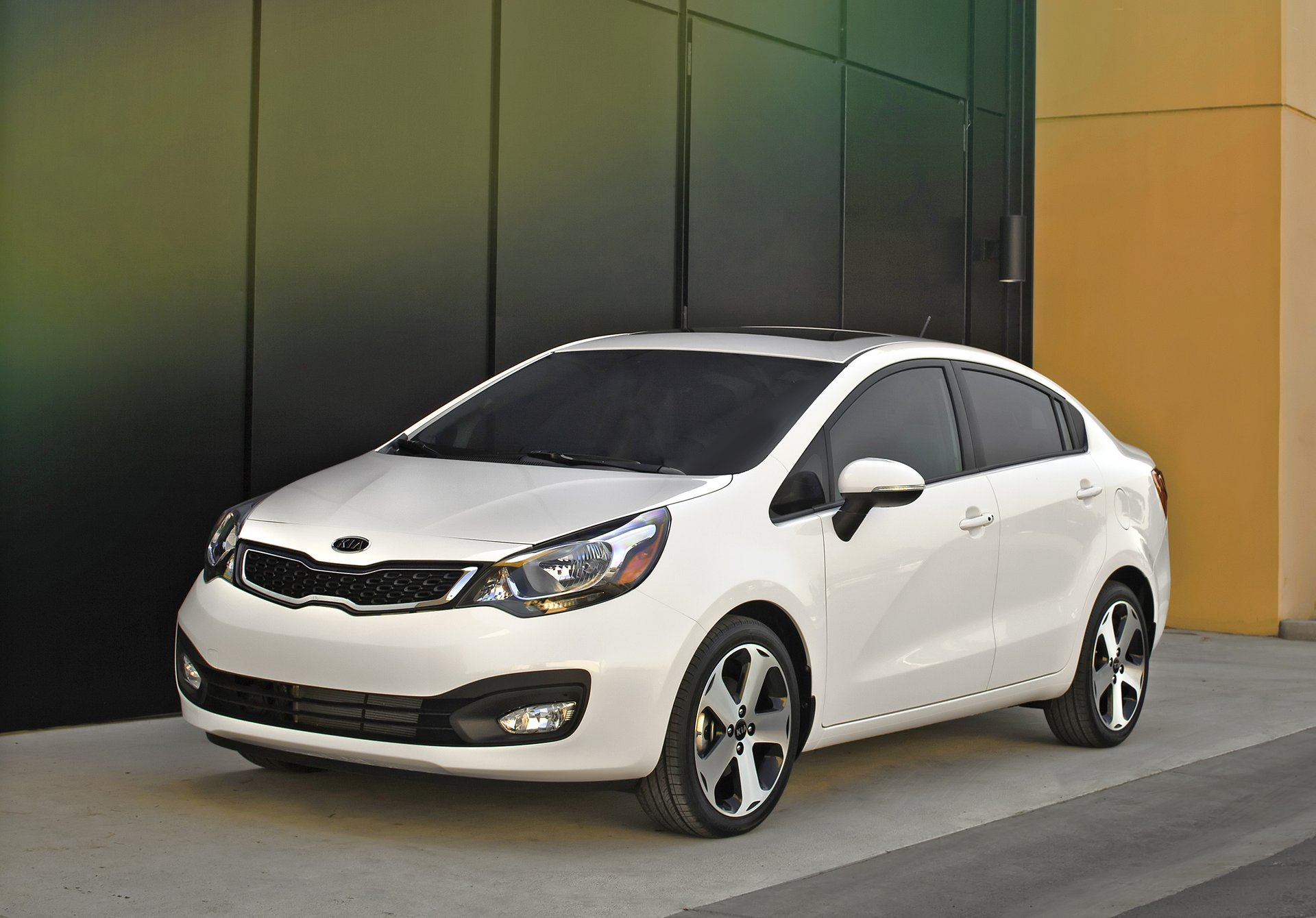 2015 kia rio review ratings specs prices and photos the car connection. Black Bedroom Furniture Sets. Home Design Ideas