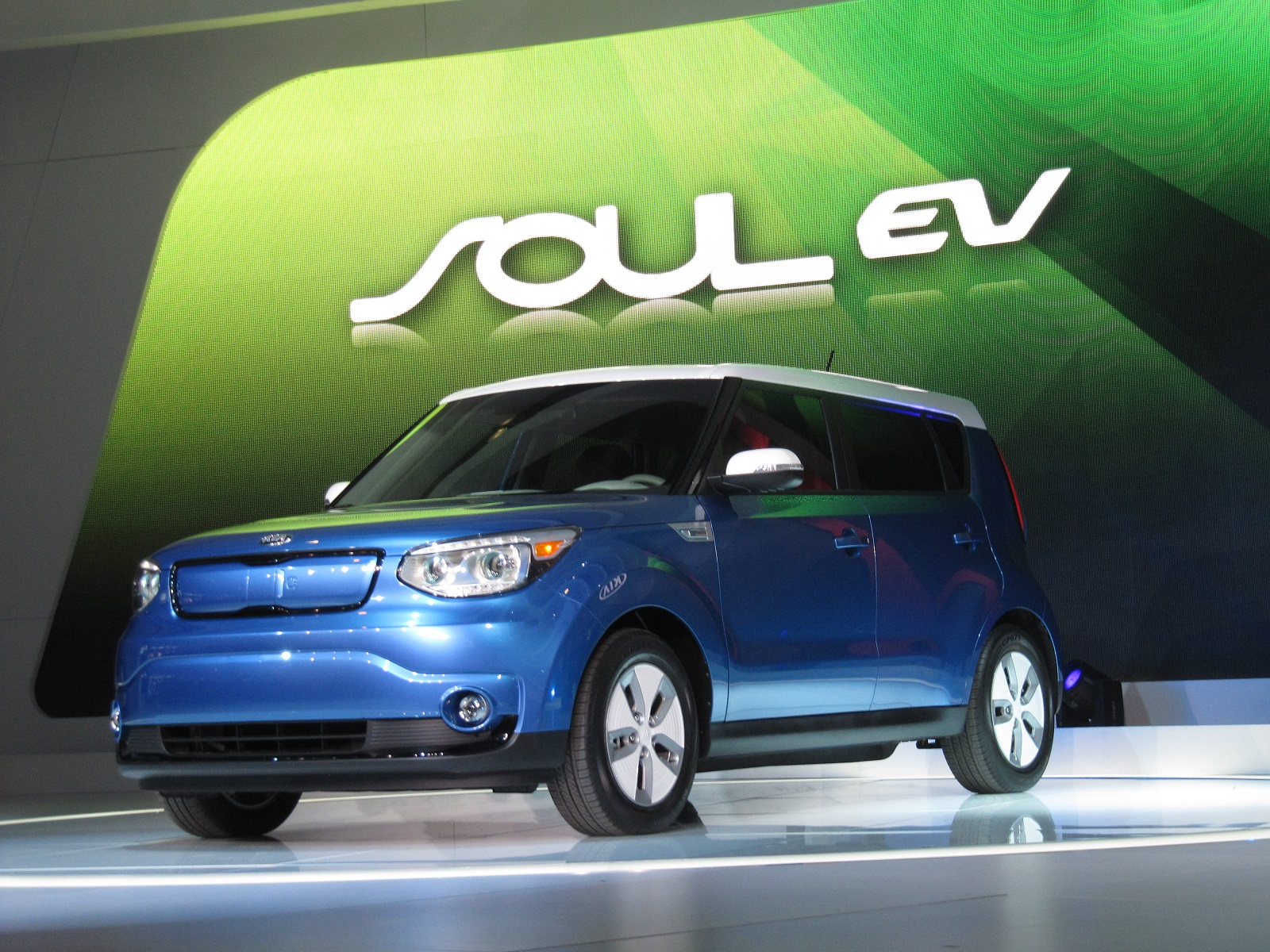 2015 Kia Soul EV: Estimated 93 Miles Of Range, Priced Under $35,000 Or ...