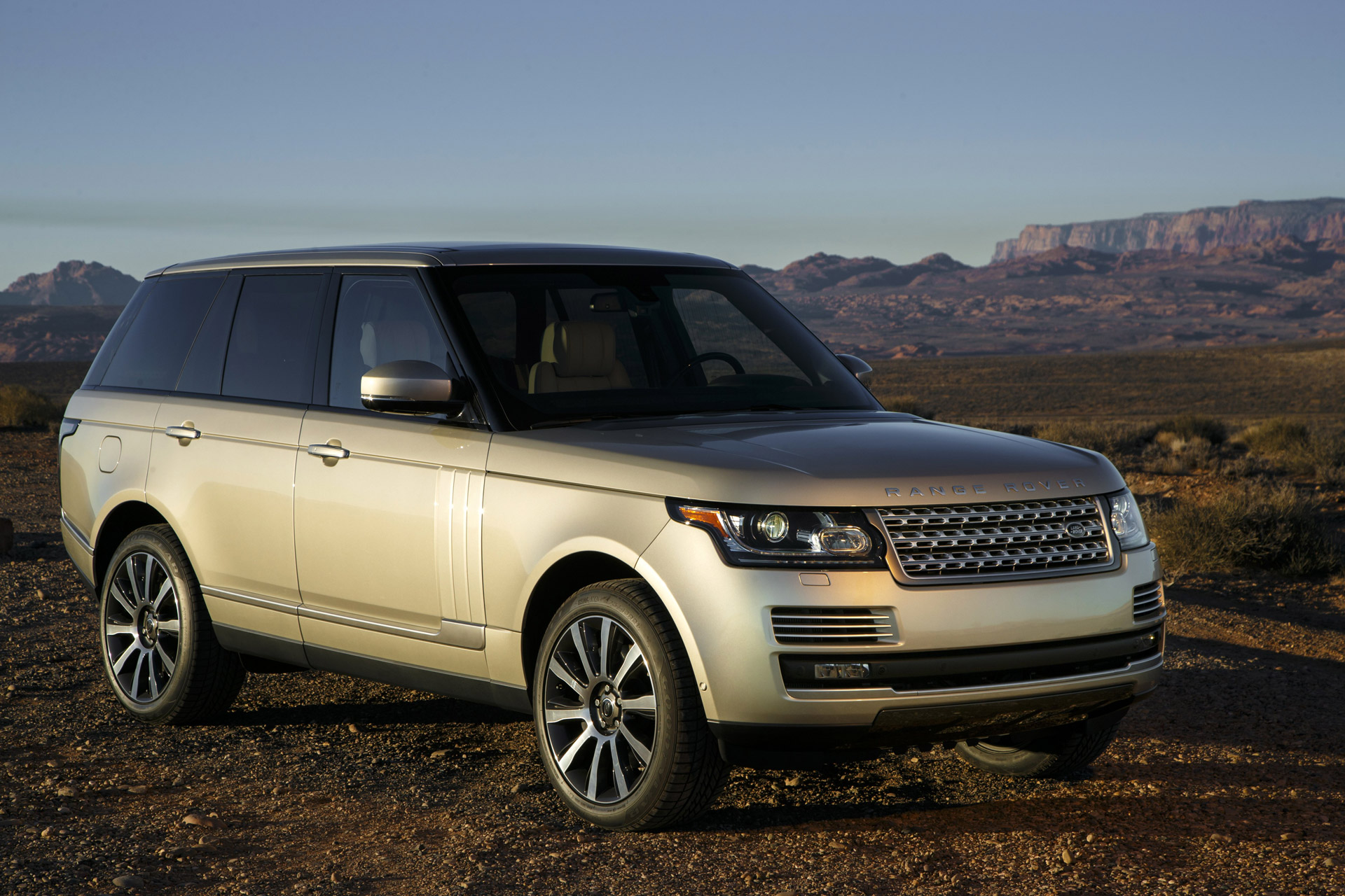 Land Rover Denver Used Cars