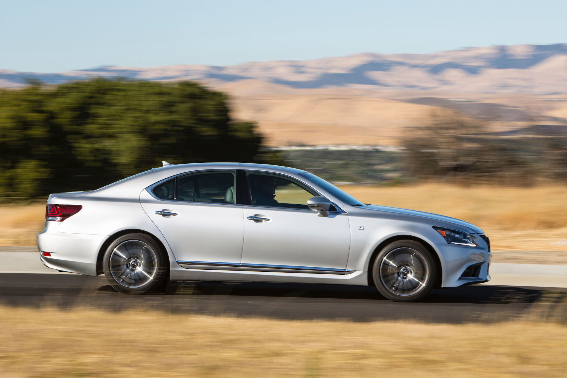 2015 Lexus Ls 460 Review Ratings Specs Prices And
