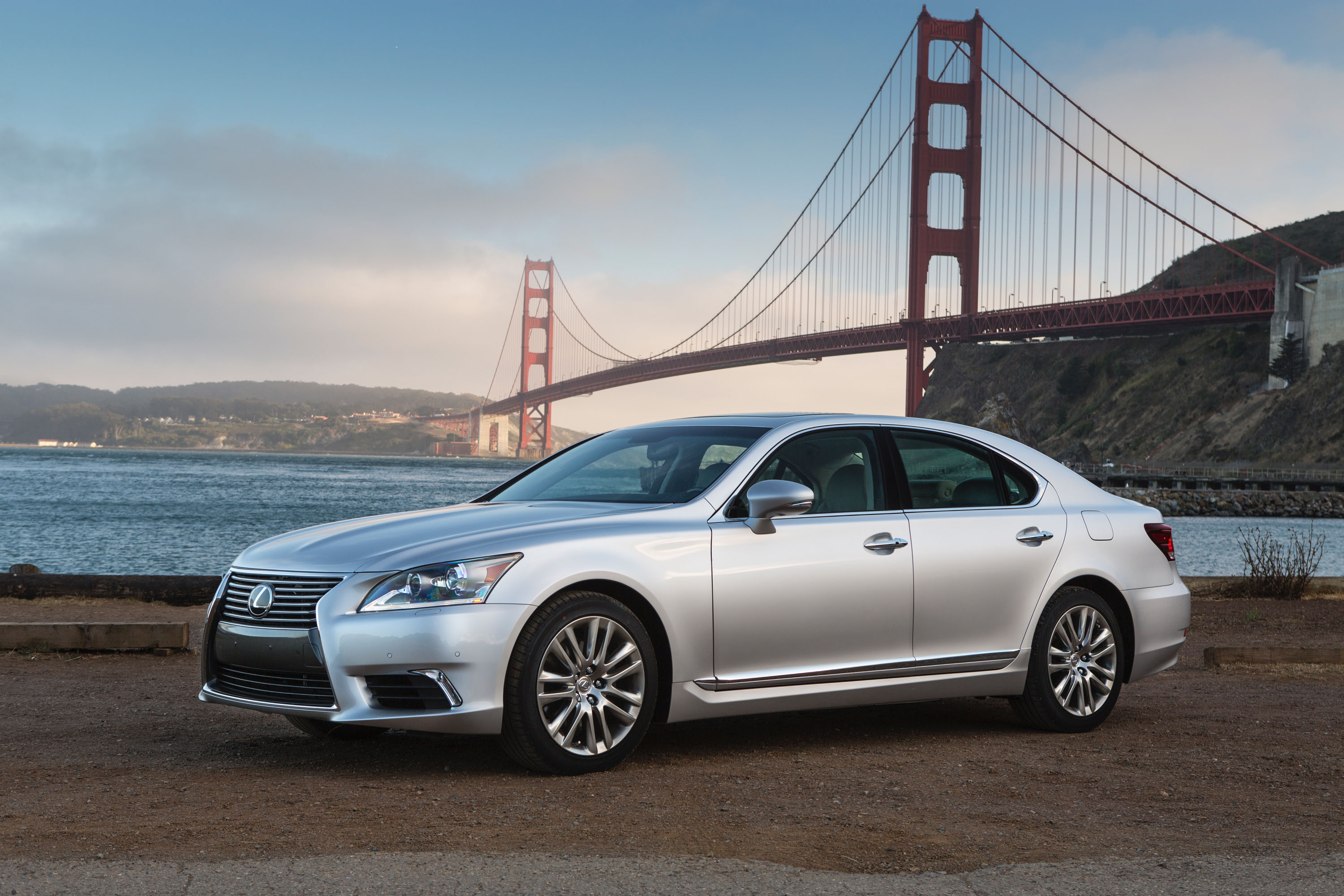 2015 Lexus LS 460 Review, Ratings, Specs, Prices, and Photos - The Car