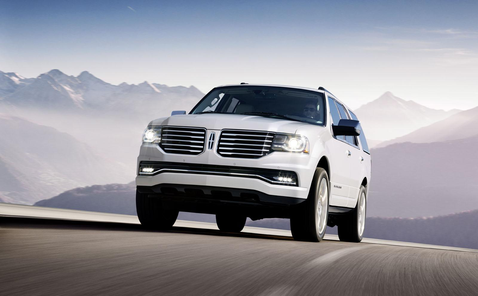 2015 lincoln navigator revealed ahead of chicago auto show. Black Bedroom Furniture Sets. Home Design Ideas