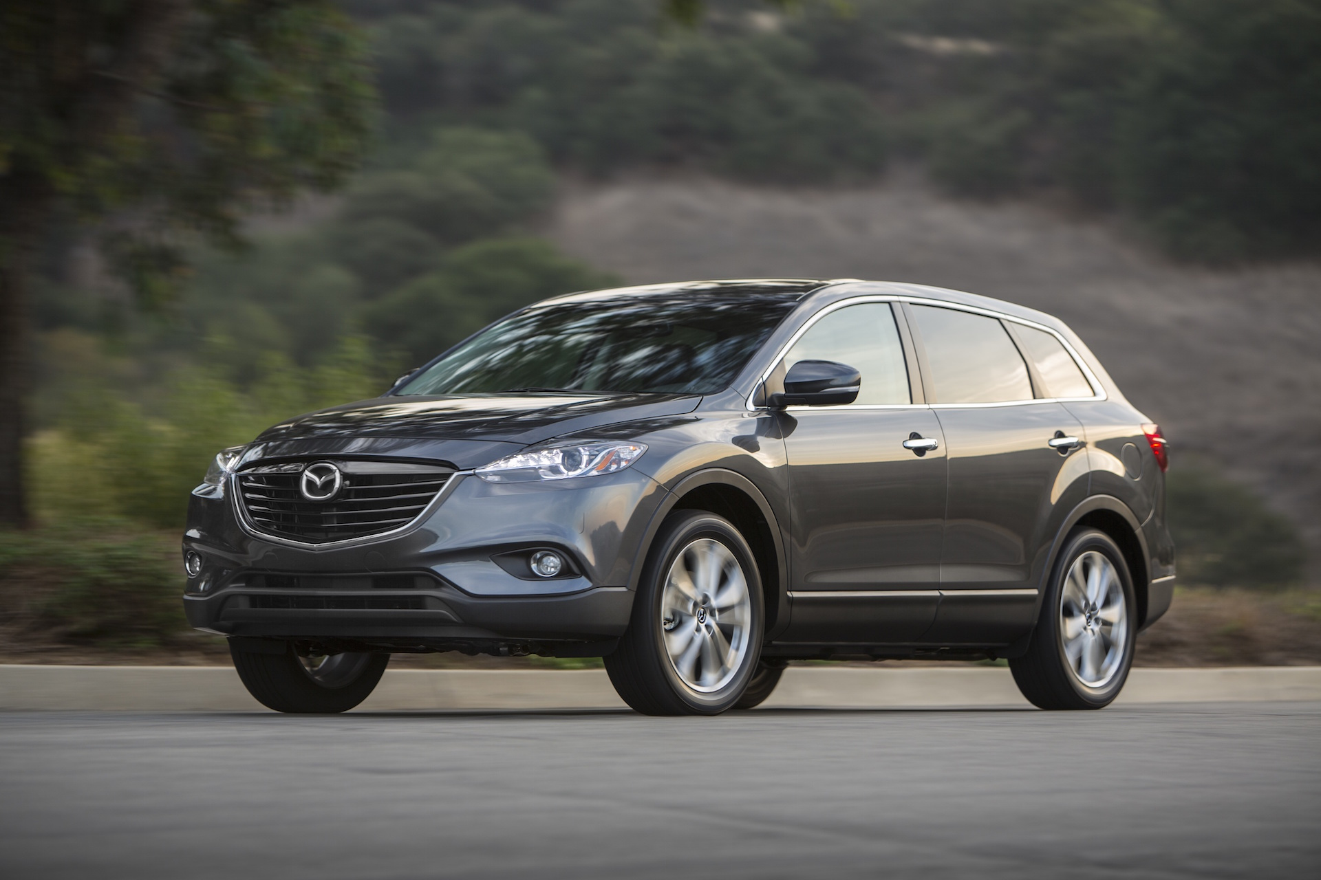 2015 mazda cx 9 review ratings specs prices and photos the car connection. Black Bedroom Furniture Sets. Home Design Ideas
