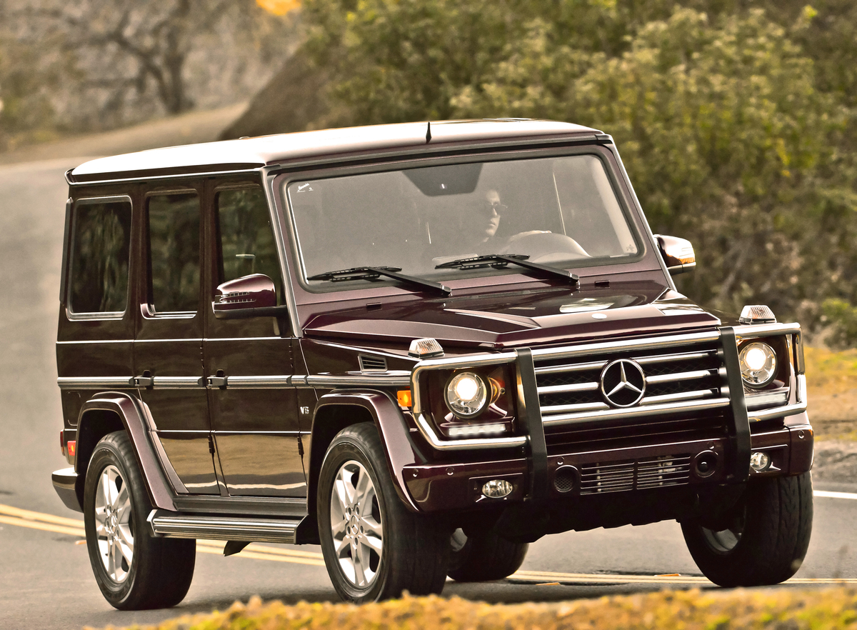 New and used mercedes benz g class prices photos for Mercedes benz g class used 2003