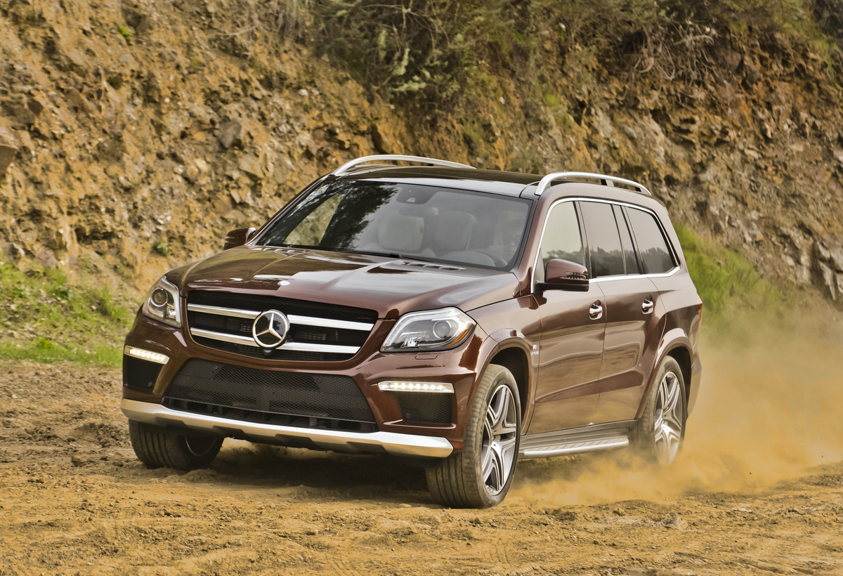 2016 mercedes benz gl class quality review the car for Expensive mercedes benz suv