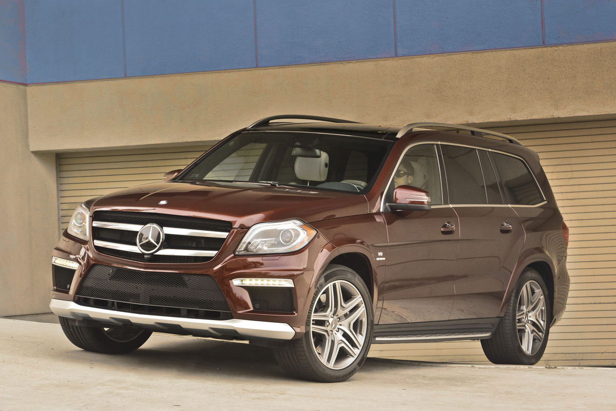 New and used mercedes benz gl class prices photos for Used mercedes benz gl550