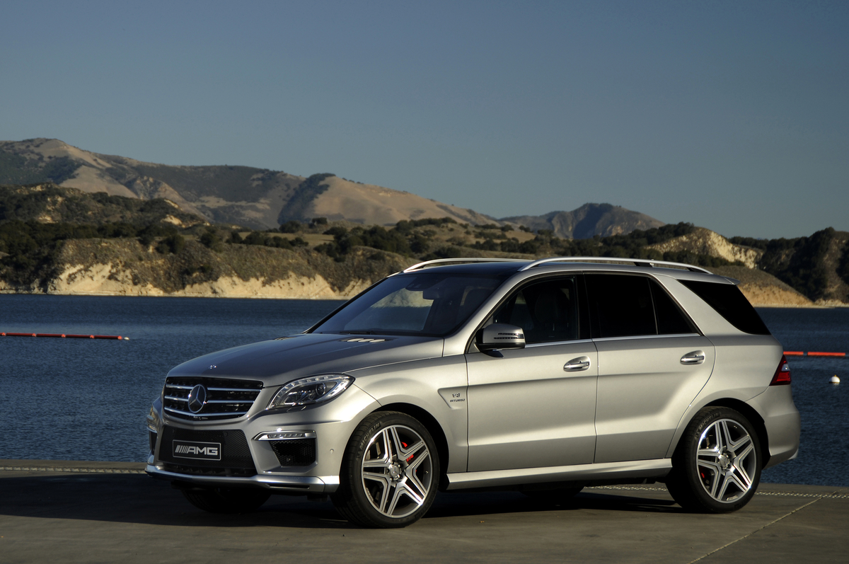 2015 Mercedes Benz M Class Review Ratings Specs Prices