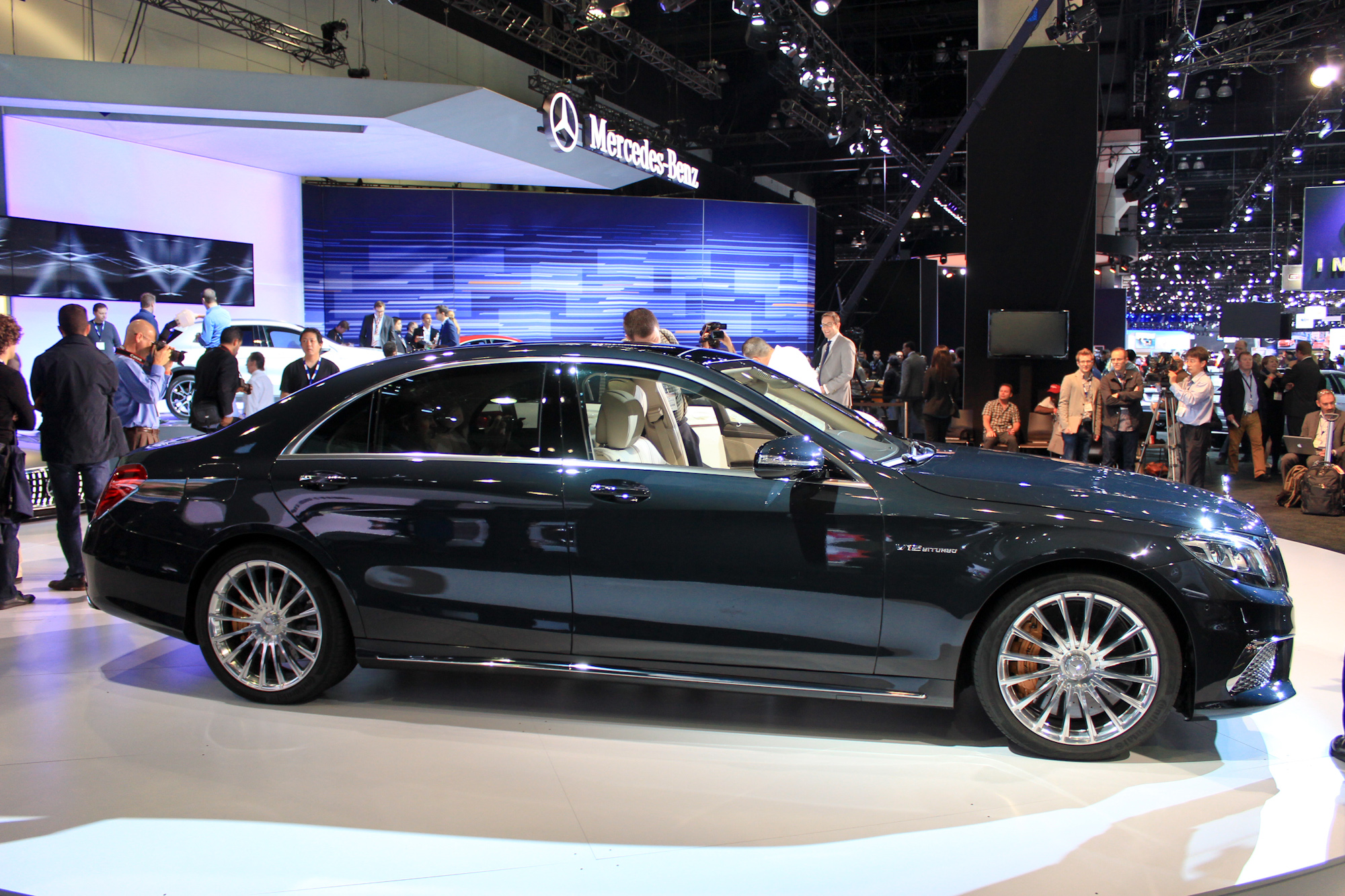 Audi, Mercedes Planning Three World Premieres Each For L.A ...