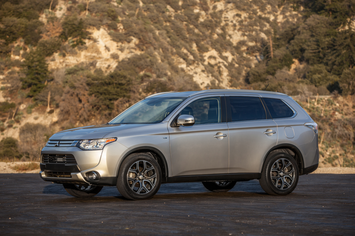 2015 Mitsubishi Outlander Review, Ratings, Specs, Prices, and Photos - The Car Connection
