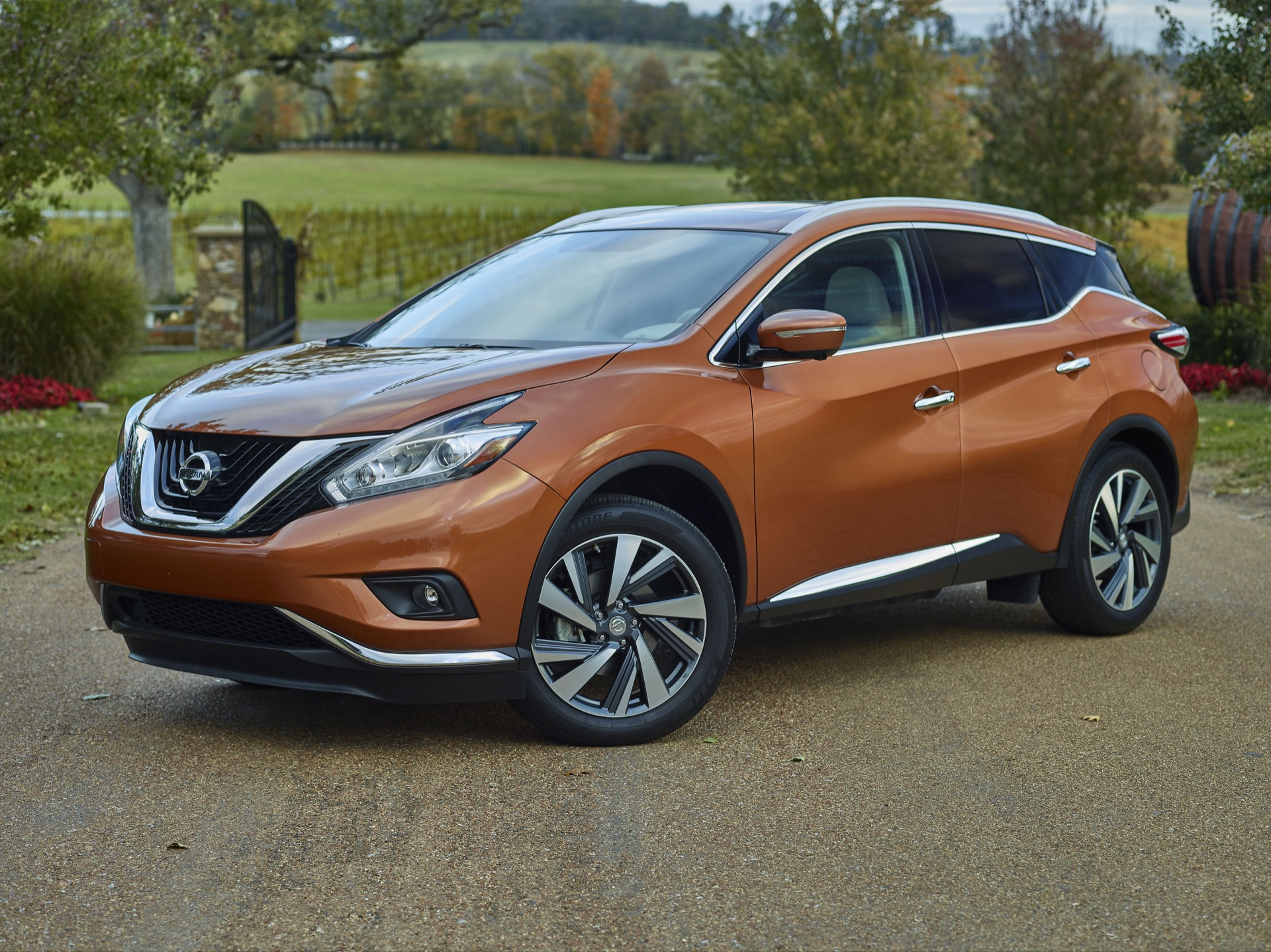 2015 nissan murano review ratings specs prices and photos the car connection. Black Bedroom Furniture Sets. Home Design Ideas
