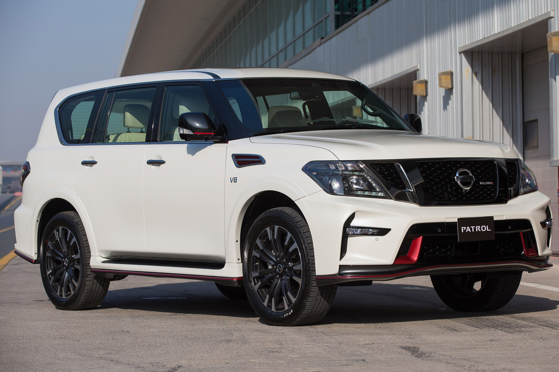 Nissan Patrol Full Size Suv Gets Nismo Treatment