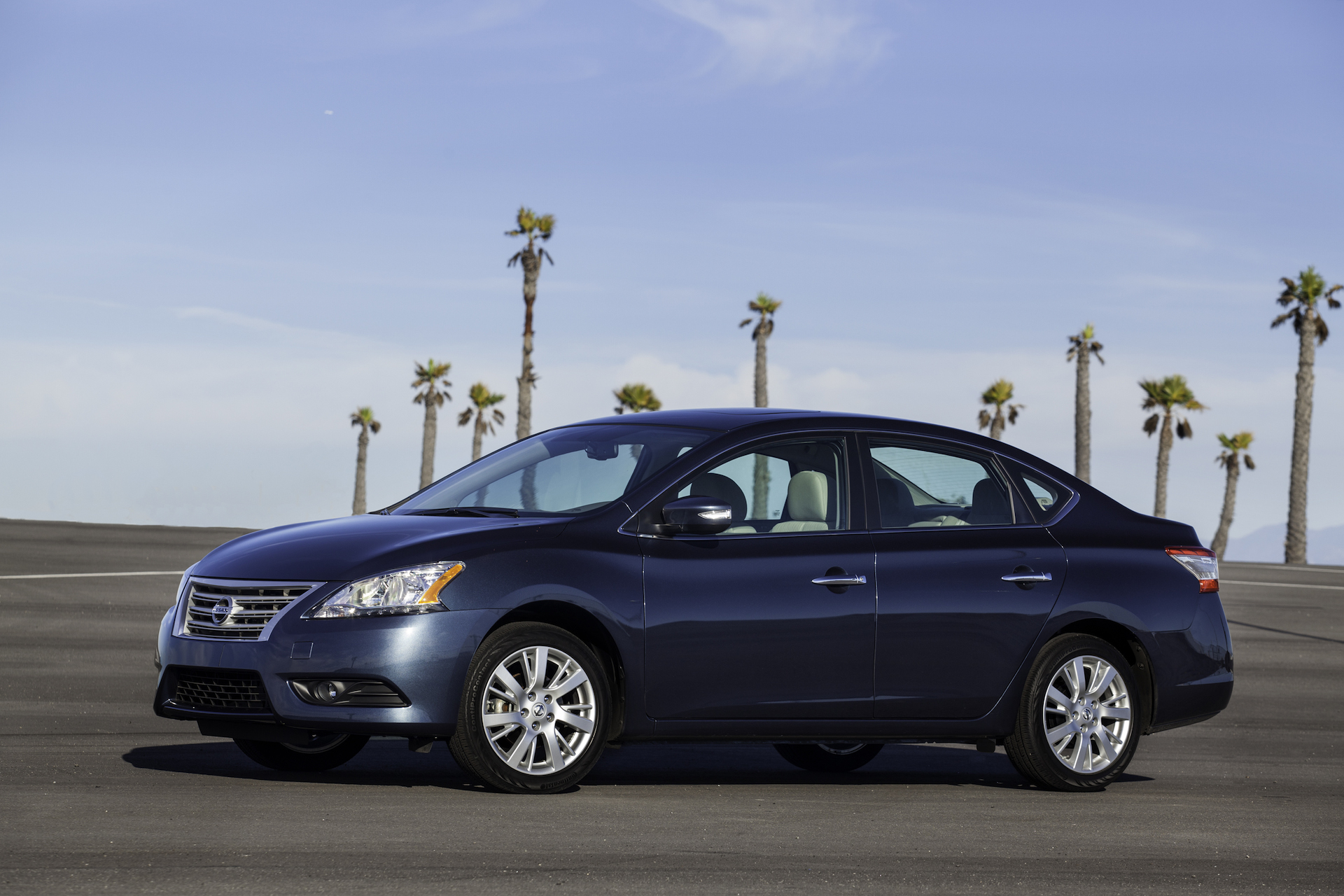 2015 Nissan Sentra Review, Ratings, Specs, Prices, and Photos - The ...