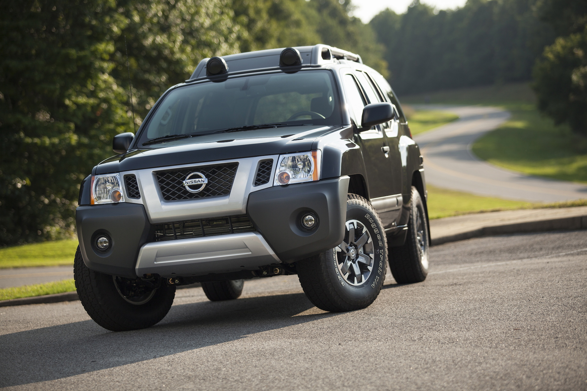2015 nissan xterra review ratings specs prices and photos   the