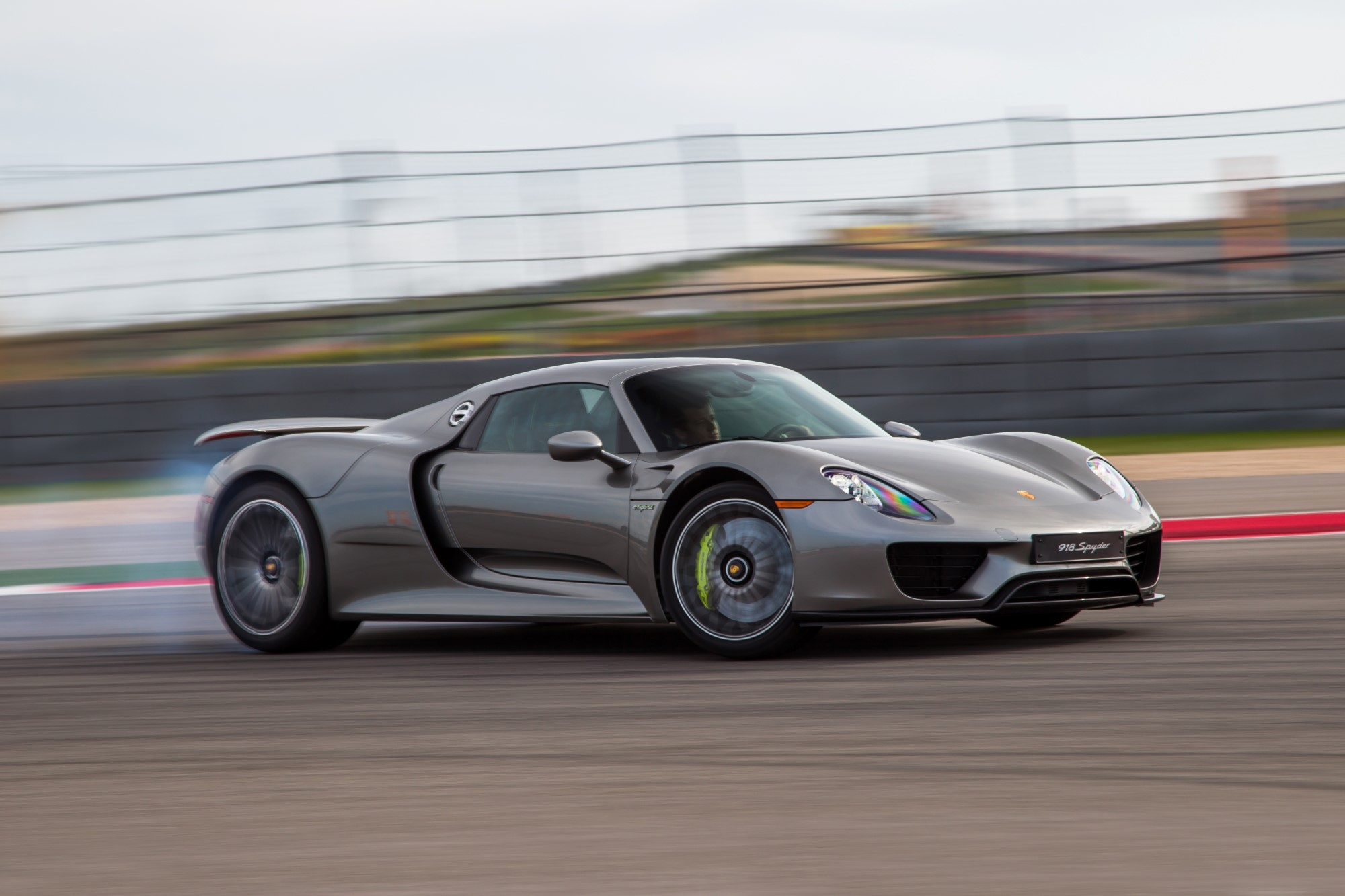 2015 Porsche 918 Spyder Best Car To Buy Nominee