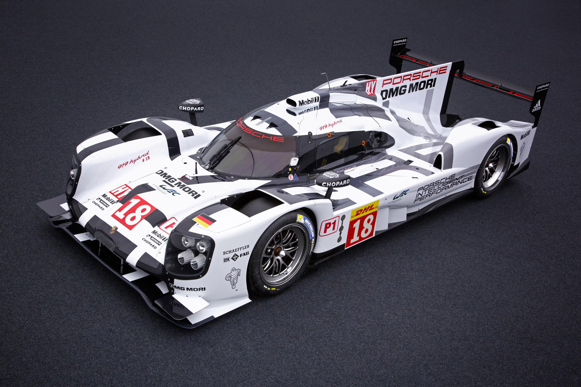 here s your chance to own a porsche 919 hybrid. Black Bedroom Furniture Sets. Home Design Ideas