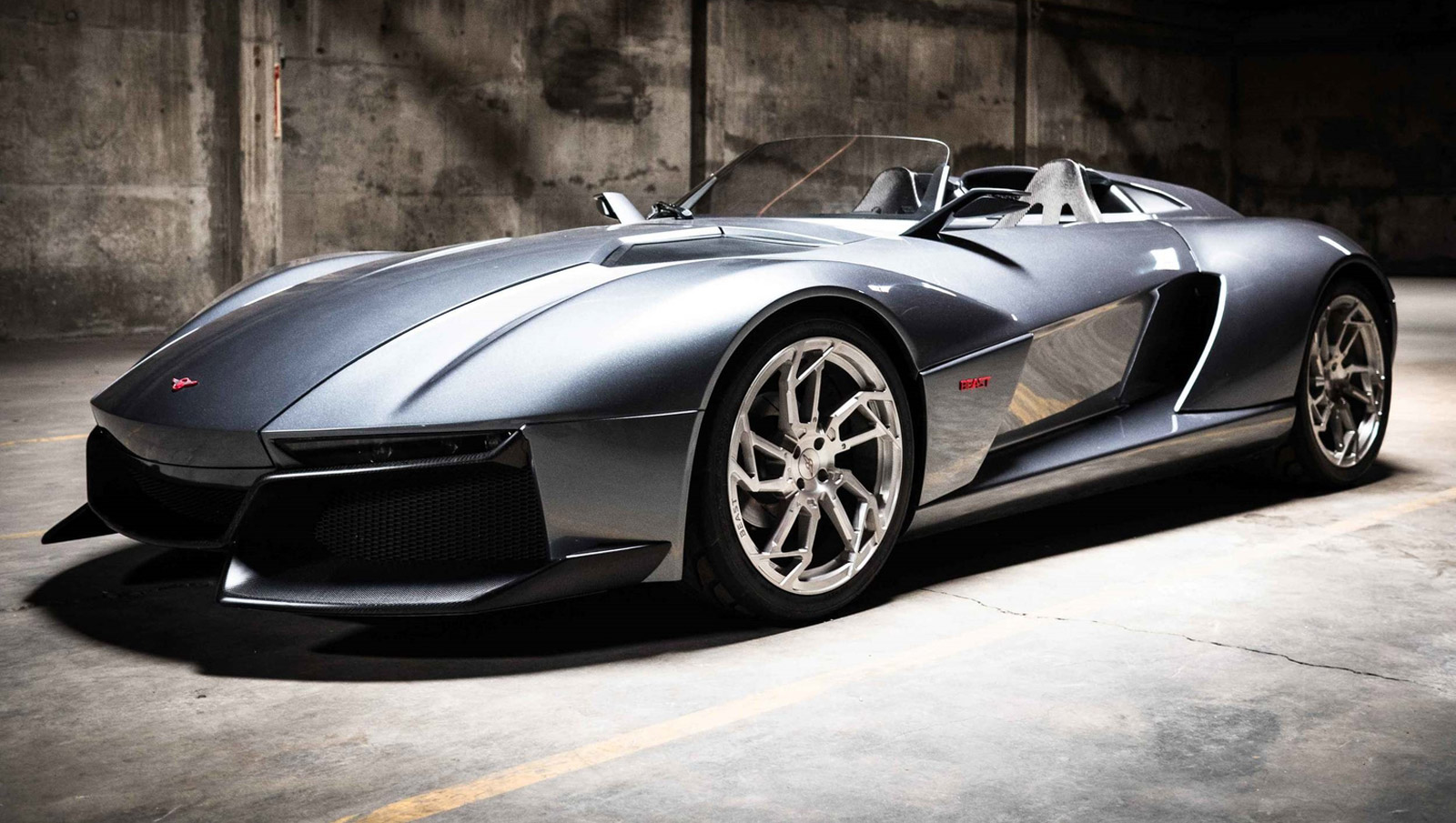 Chris Brown First To Take Delivery Of 500 Hp Rezvani Beast