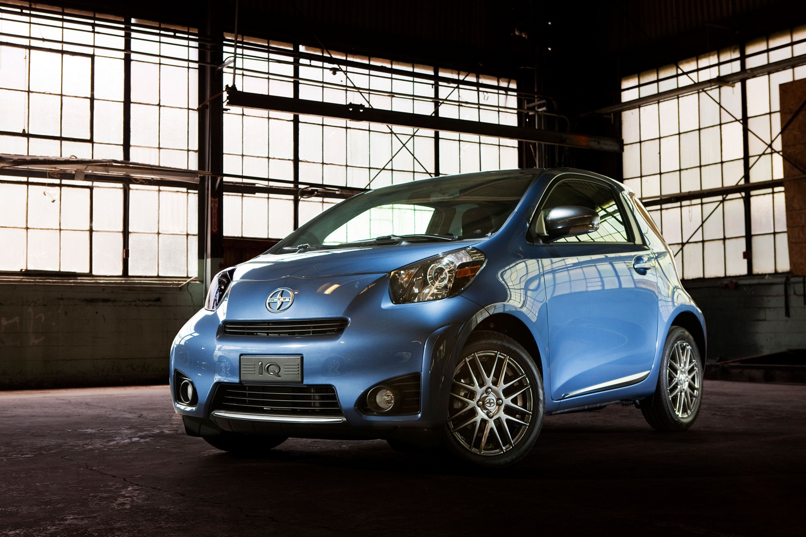 2015 scion iq review ratings specs prices and photos the car connection. Black Bedroom Furniture Sets. Home Design Ideas