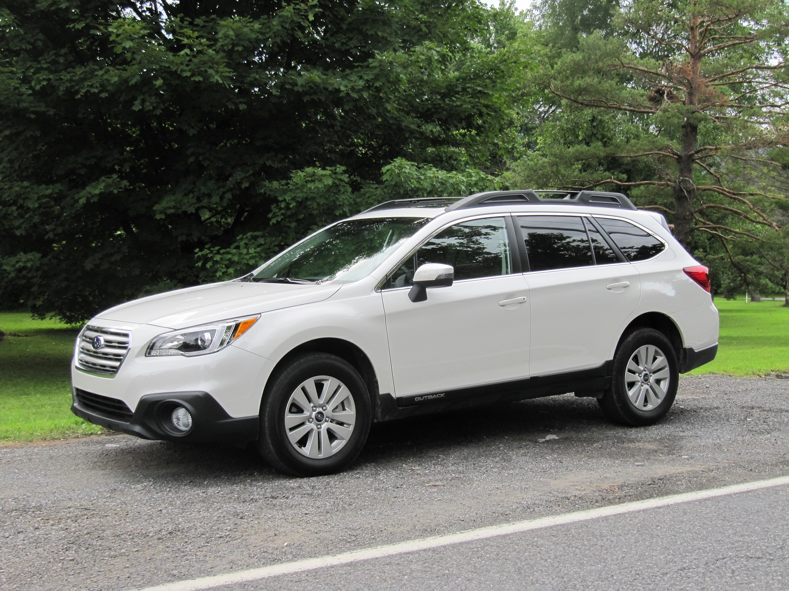 2015 Subaru Outback: Gas Mileage Review Of Crossover Wagon Utility