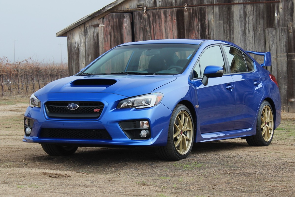 2015 subaru wrx review ratings specs prices and photos the car connection. Black Bedroom Furniture Sets. Home Design Ideas